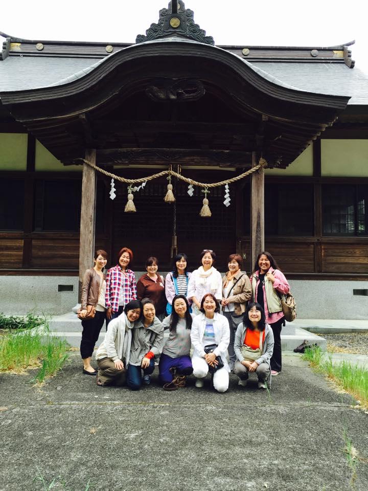 11245329 894195323981325 1831100636 n - 平成30年『平成最後の秋』に巡る阿波忌部女神ツアー~日本の女神の源流を訪ねて~