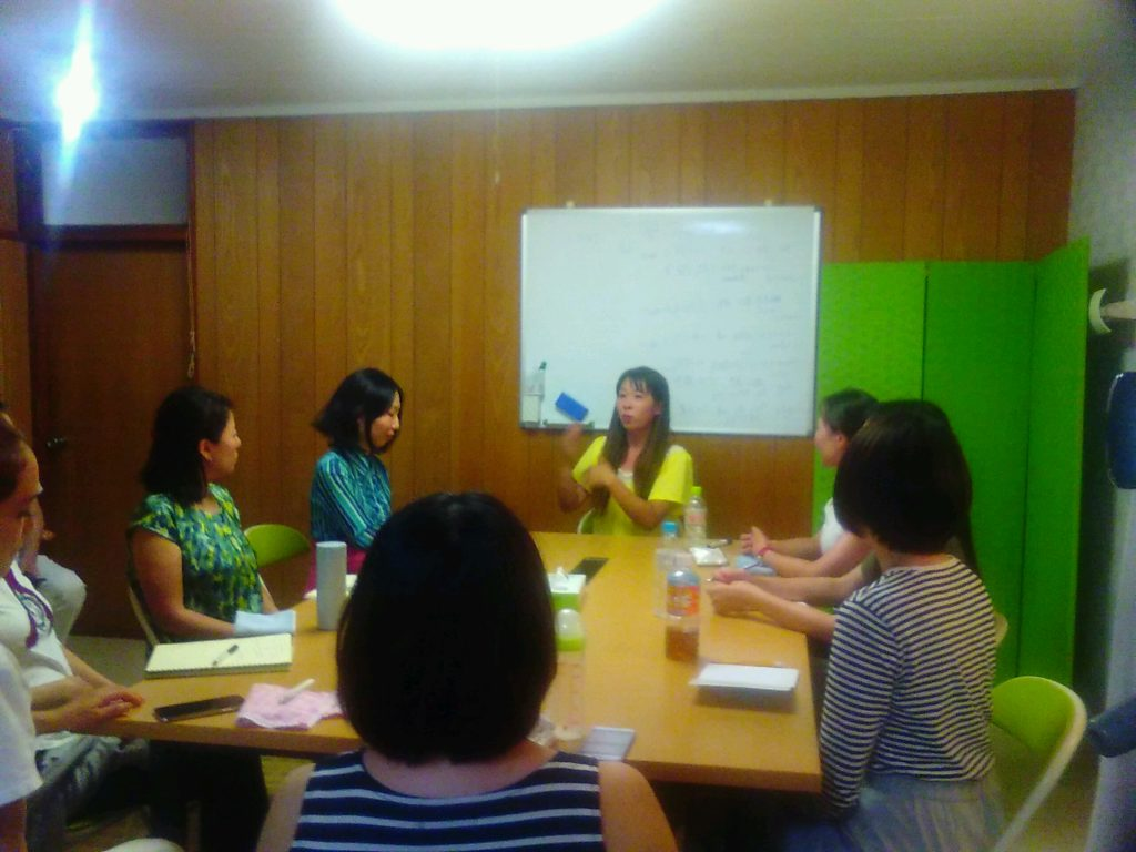 20180823192439 1024x768 - 2018年8月23日愛の子育て塾第13期第1講座開催しました。