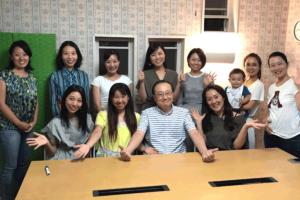 2018kosodate13 300x200 - 2018年8月23日愛の子育て塾第13期第1講座開催しました。