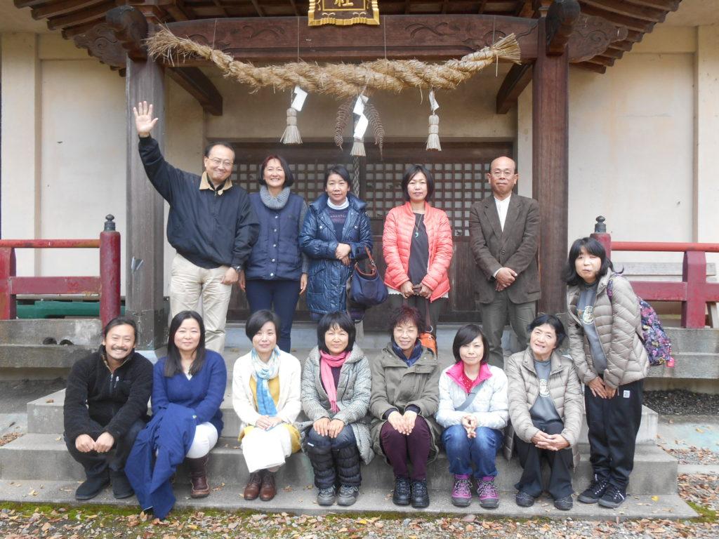 DSCN2176 1 1024x768 - 平成30年『平成最後の秋』に巡る阿波忌部女神ツアー~日本の女神の源流を訪ねて~