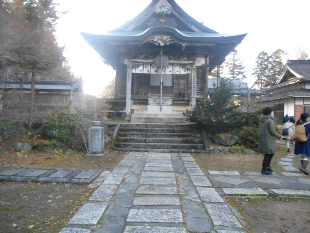 DSCN2217 1 1024x768 - 平成30年『平成最後の秋』に巡る阿波忌部女神ツアー~日本の女神の源流を訪ねて~