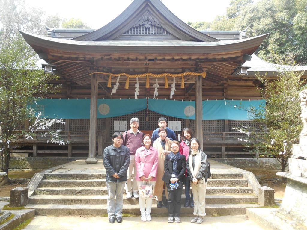 DSCN3648 1024x768 - 平成30年『平成最後の秋』に巡る阿波忌部女神ツアー~日本の女神の源流を訪ねて~