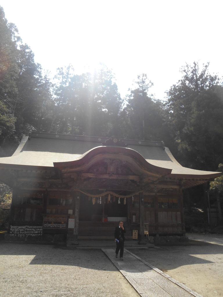 DSCN3651 768x1024 - 平成30年『平成最後の秋』に巡る阿波忌部女神ツアー~日本の女神の源流を訪ねて~