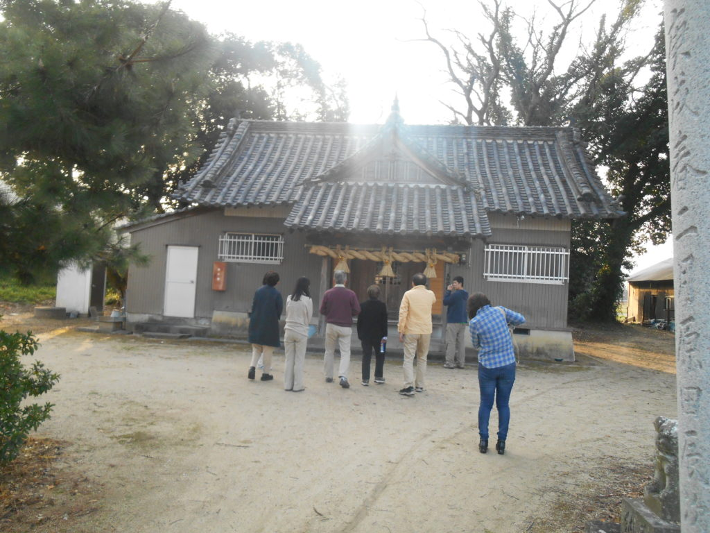 DSCN3668 1024x768 - 平成30年『平成最後の秋』に巡る阿波忌部女神ツアー~日本の女神の源流を訪ねて~