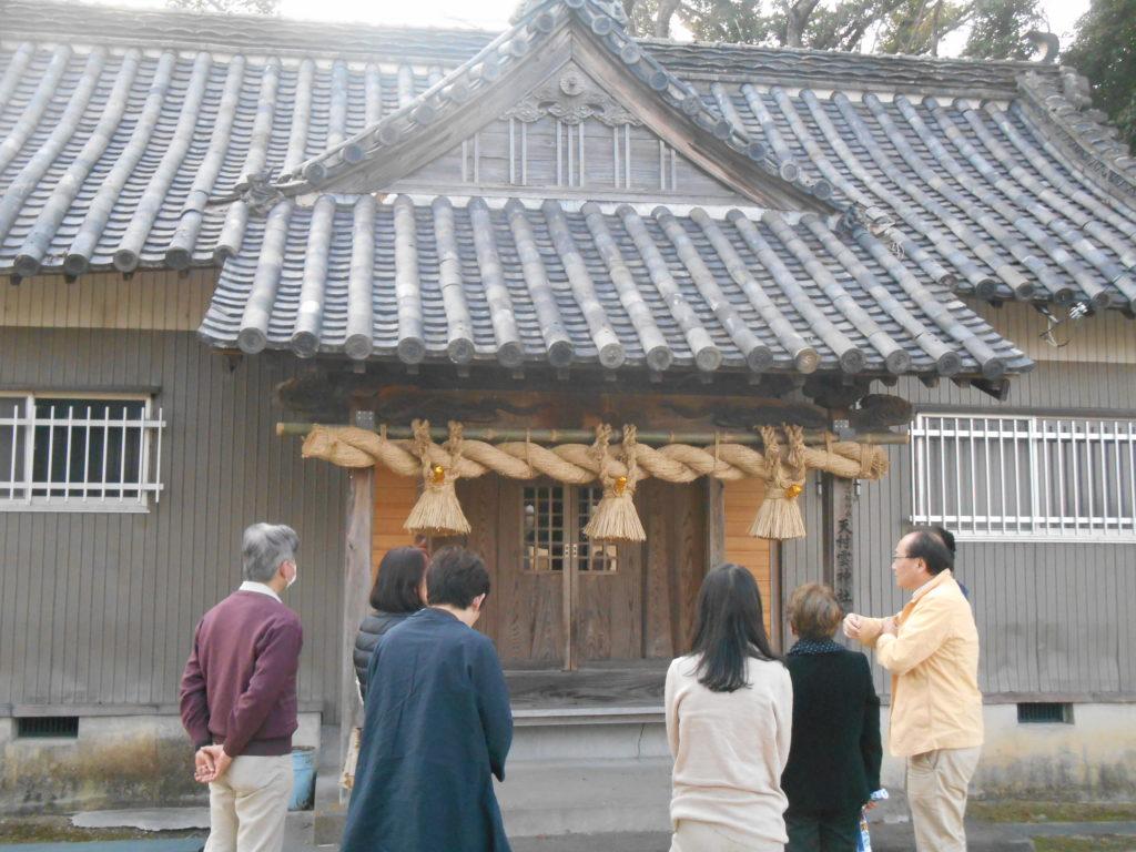 DSCN3669 1024x768 - 平成30年『平成最後の秋』に巡る阿波忌部女神ツアー~日本の女神の源流を訪ねて~