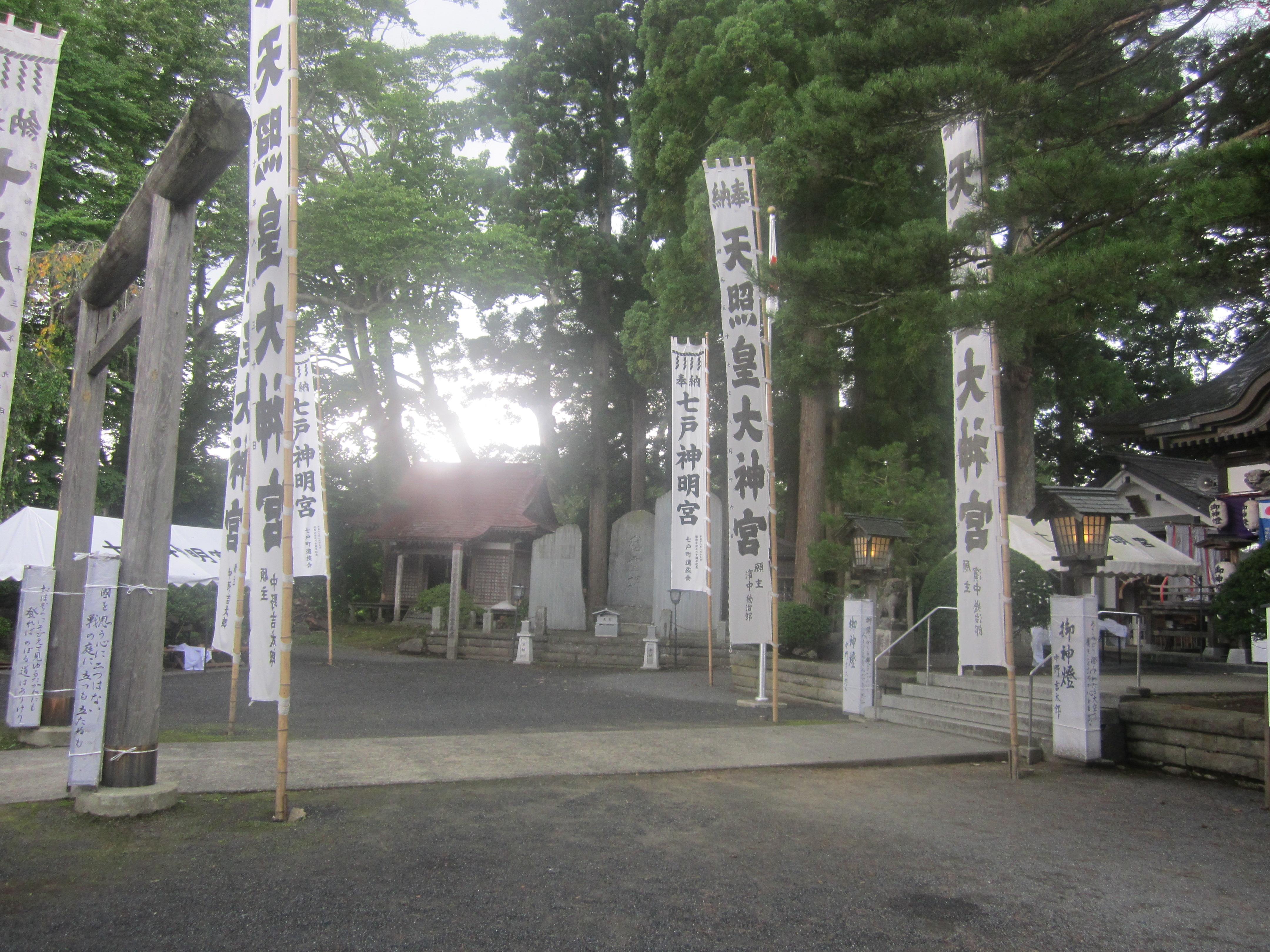 IMG 4228 - 麻布十番納涼祭り25,26日(七戸町出店)