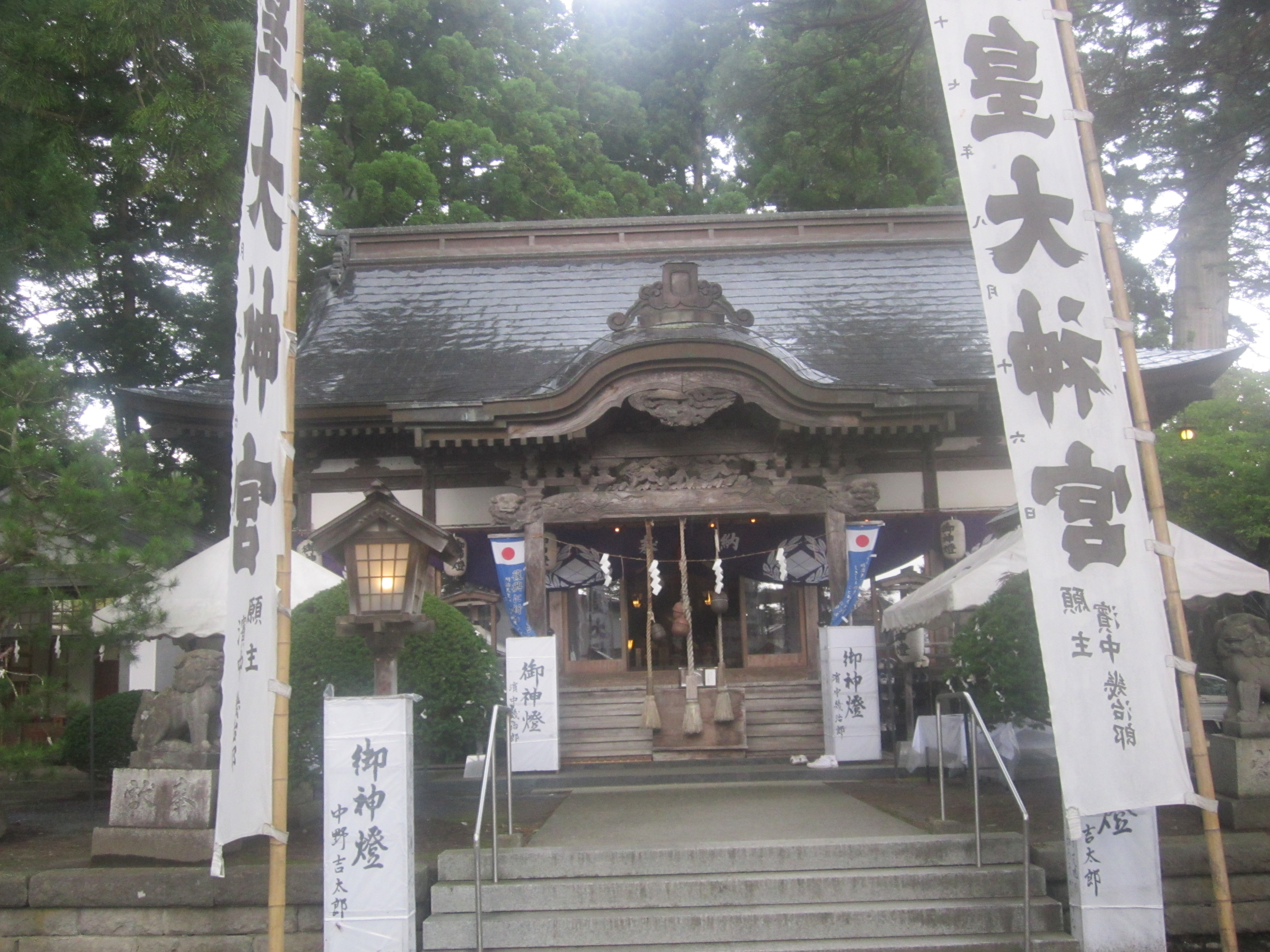 IMG 4230 - 麻布十番納涼祭り25,26日(七戸町出店)