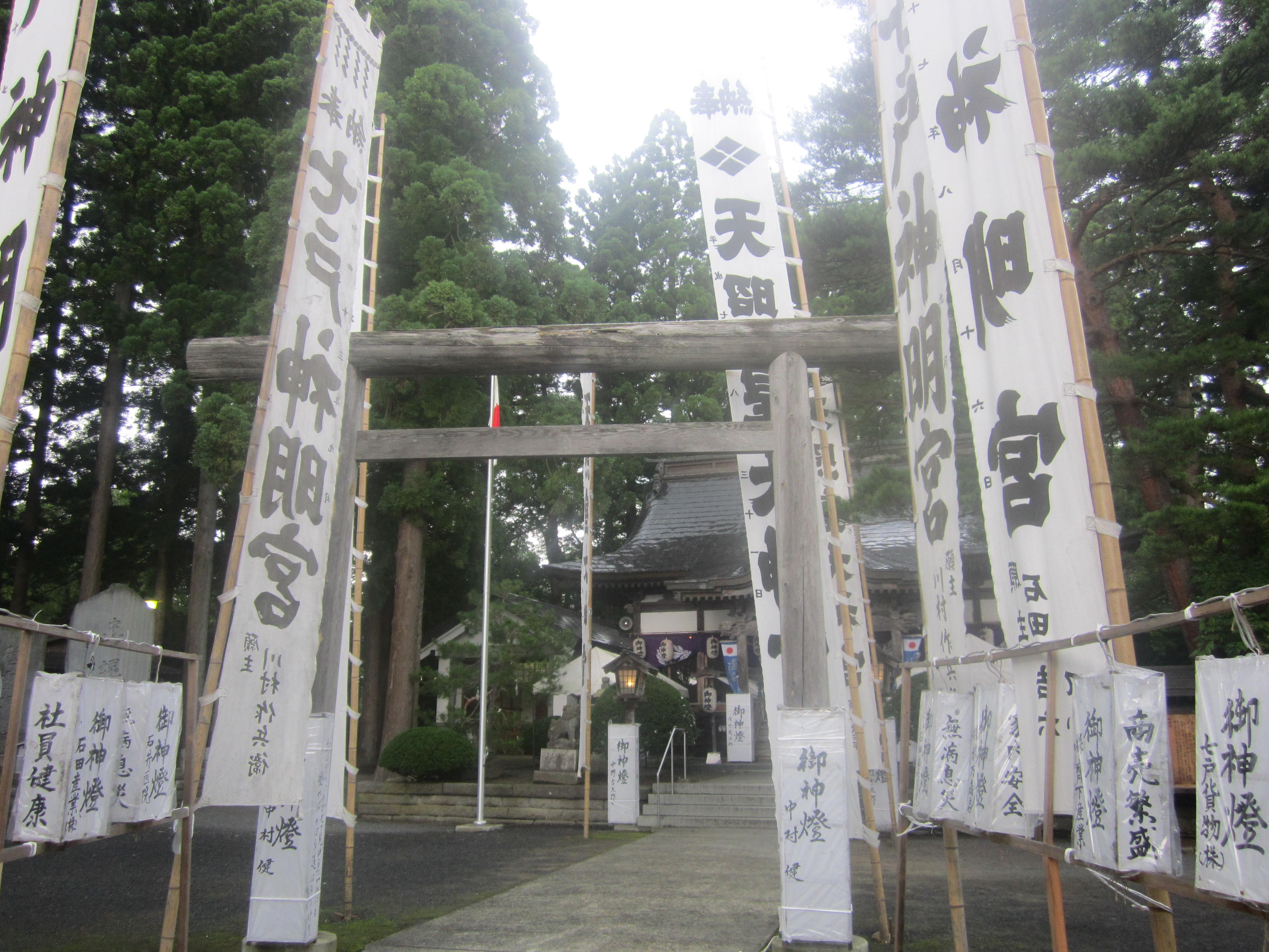 IMG 4231 - 麻布十番納涼祭り25,26日(七戸町出店)
