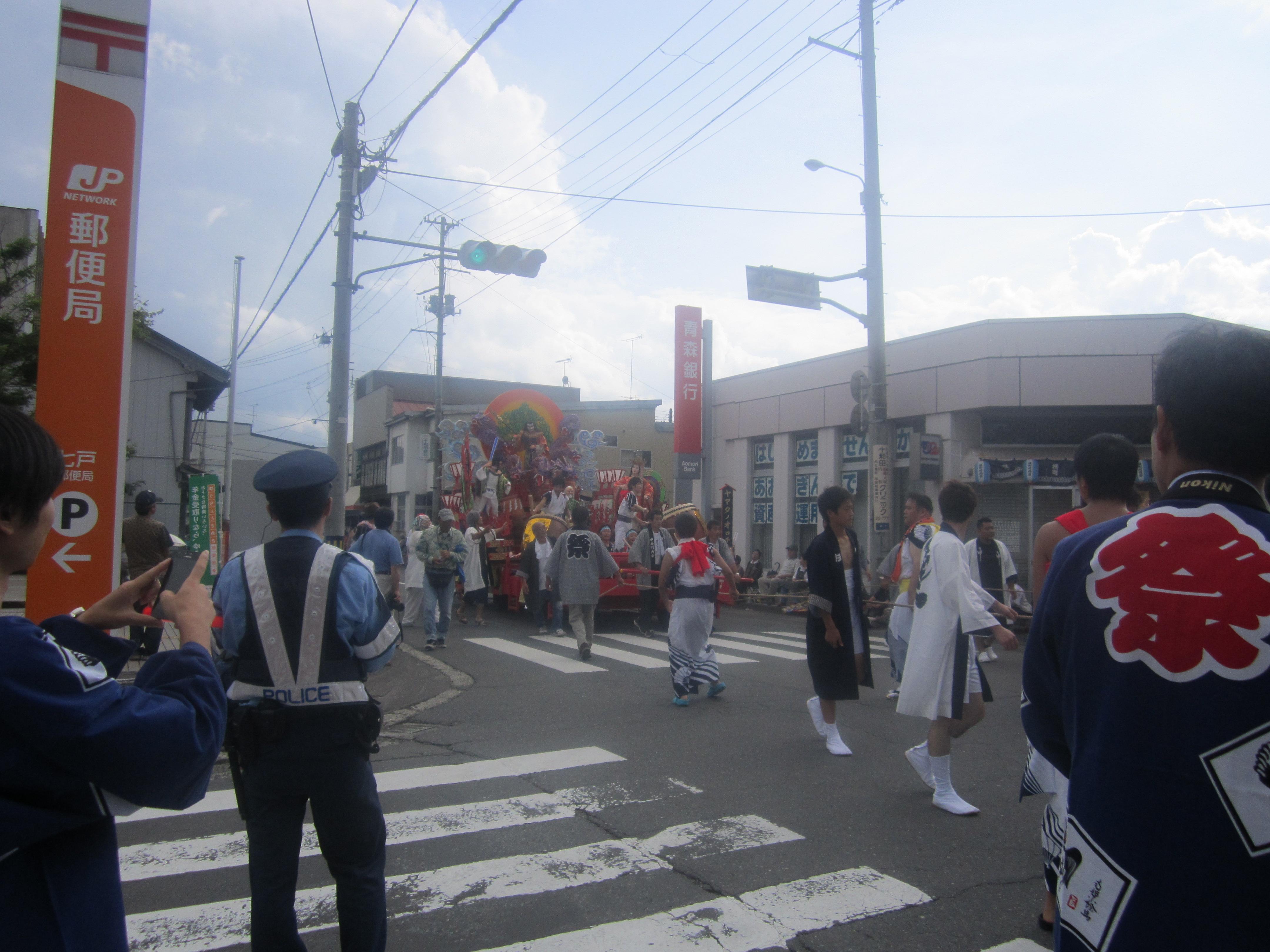 IMG 4240 - 麻布十番納涼祭り25,26日(七戸町出店)