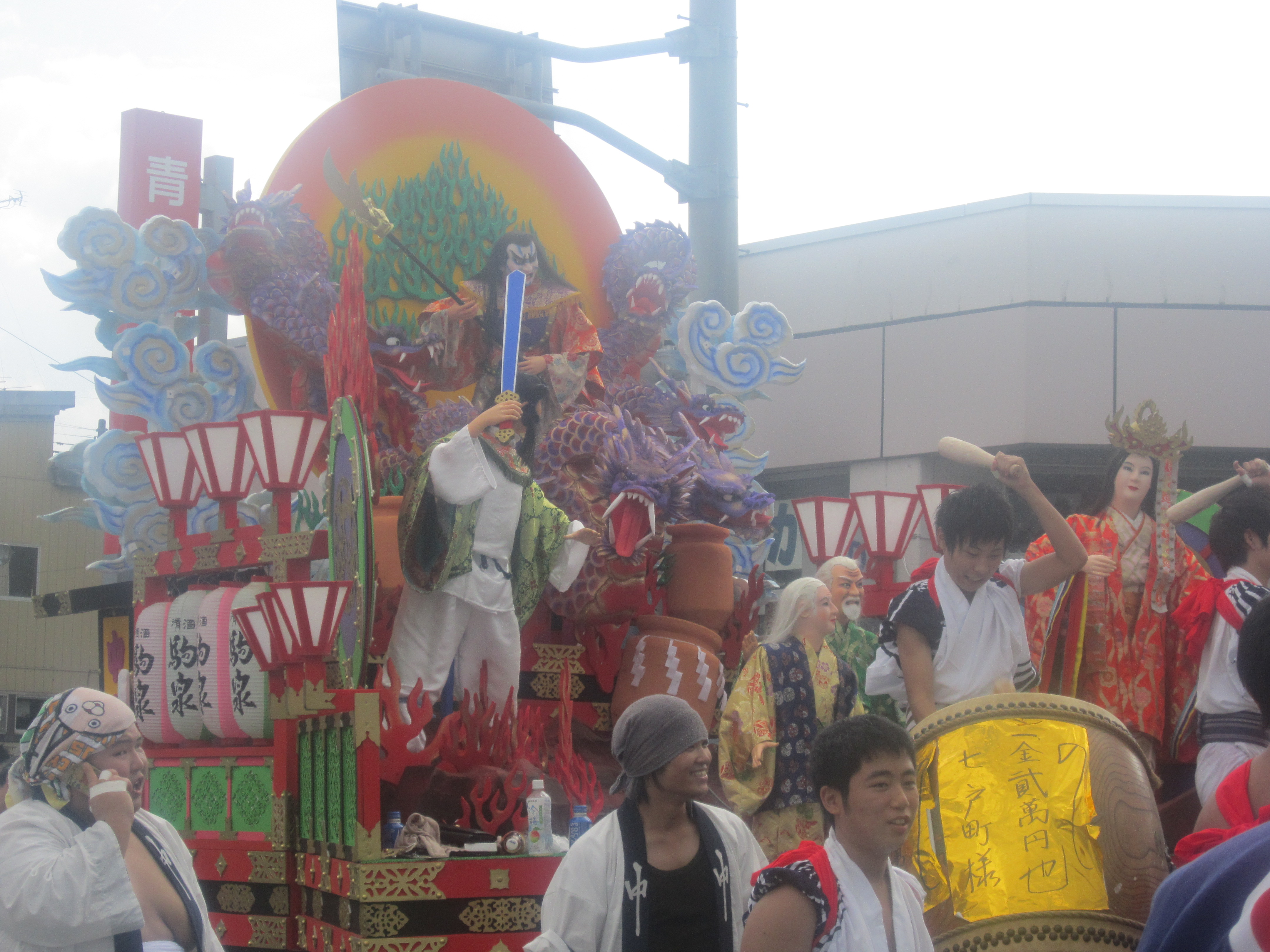 IMG 4242 - 麻布十番納涼祭り25,26日(七戸町出店)