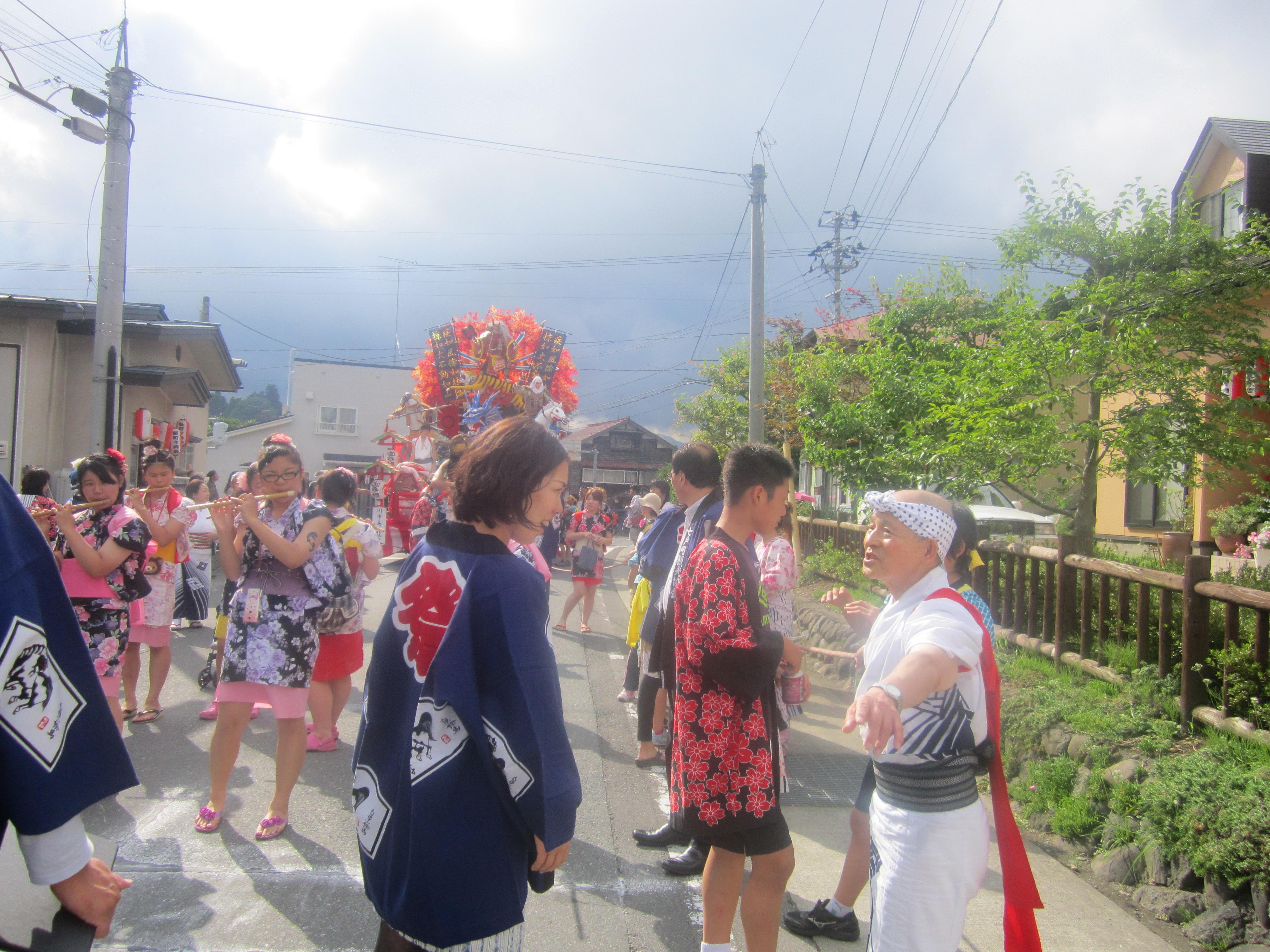 IMG 4249 - 麻布十番納涼祭り25,26日(七戸町出店)
