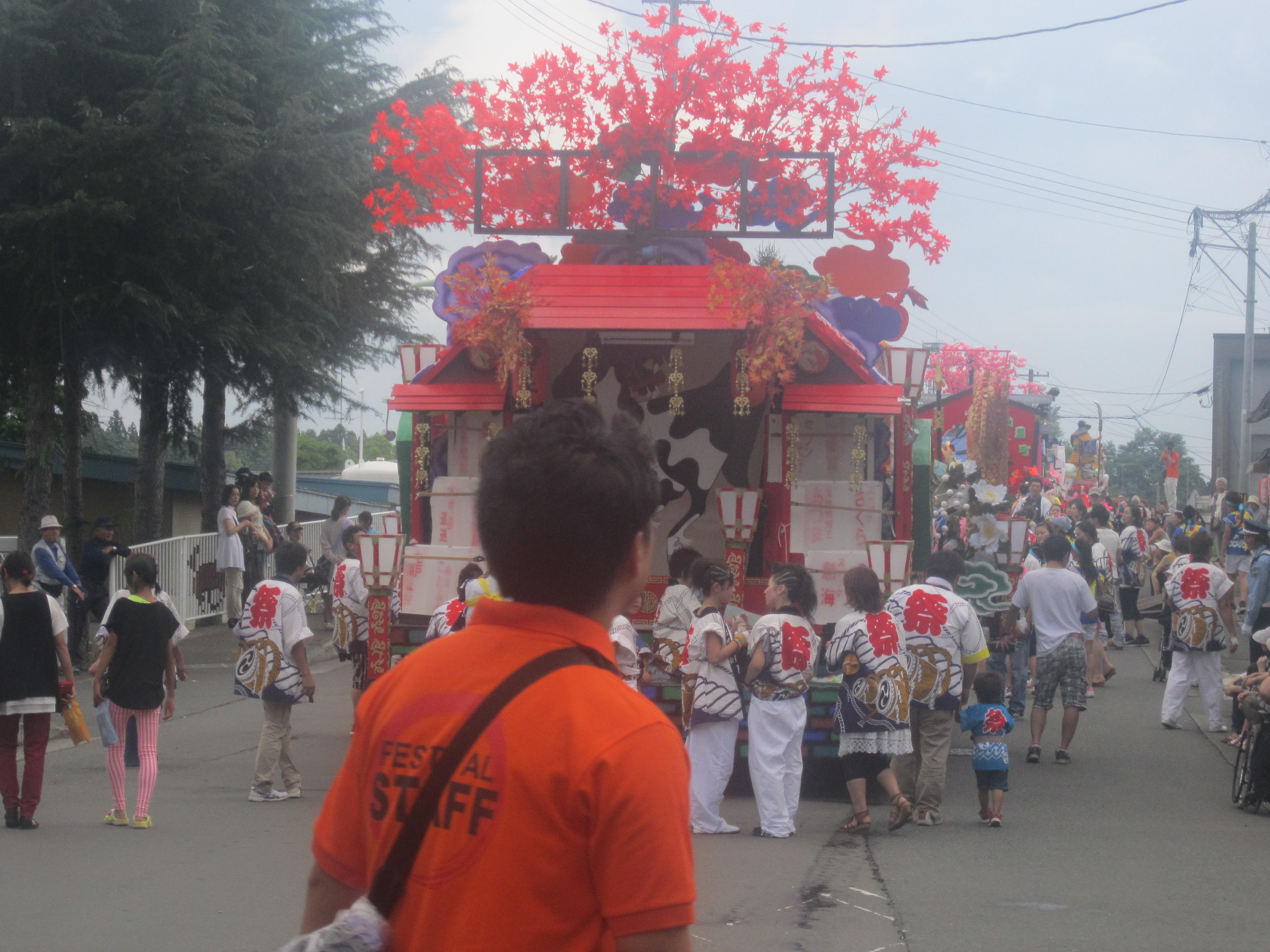 IMG 4251 - 麻布十番納涼祭り25,26日(七戸町出店)