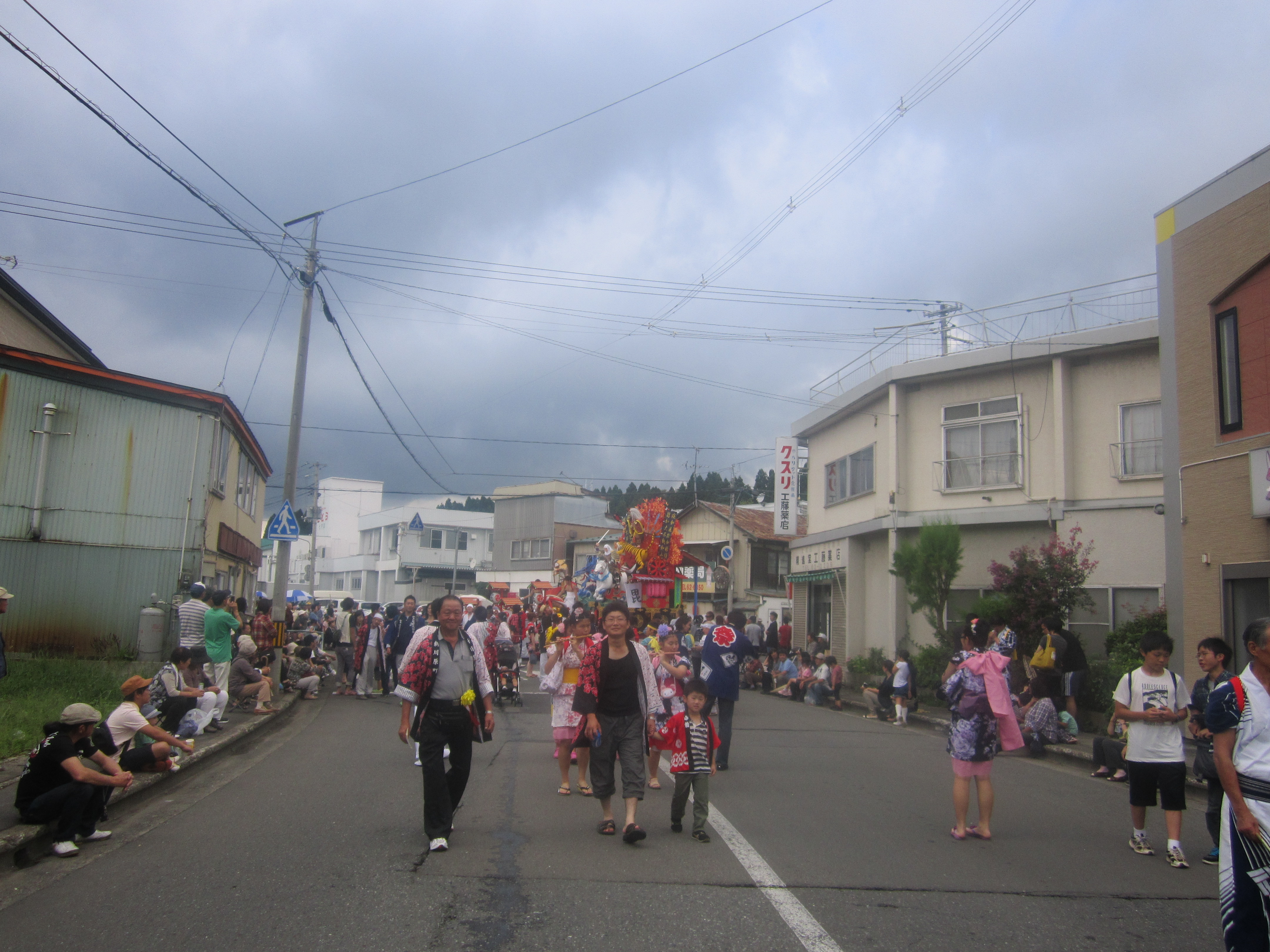 IMG 4253 - 麻布十番納涼祭り25,26日(七戸町出店)