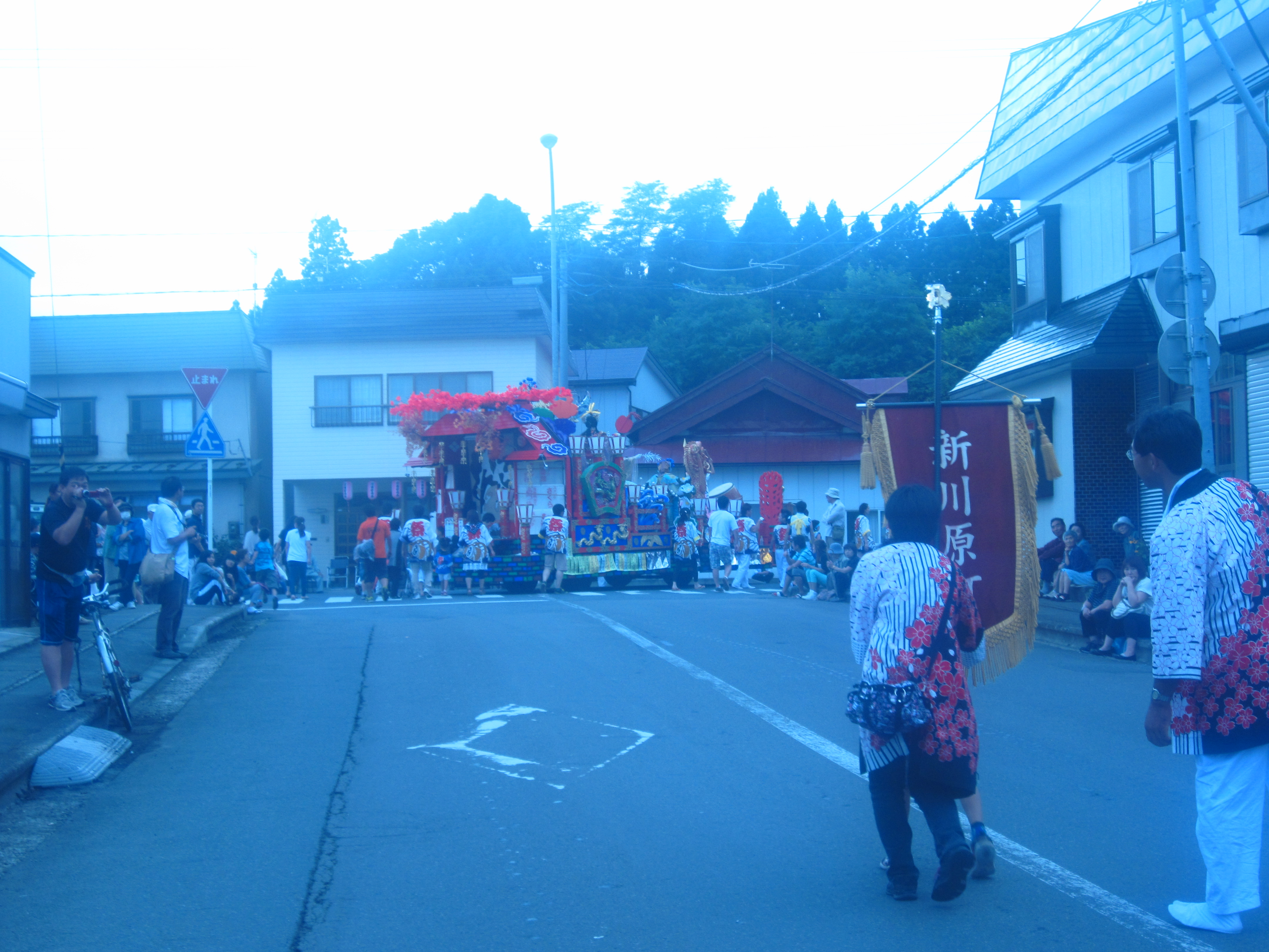 IMG 4261 - 麻布十番納涼祭り25,26日(七戸町出店)