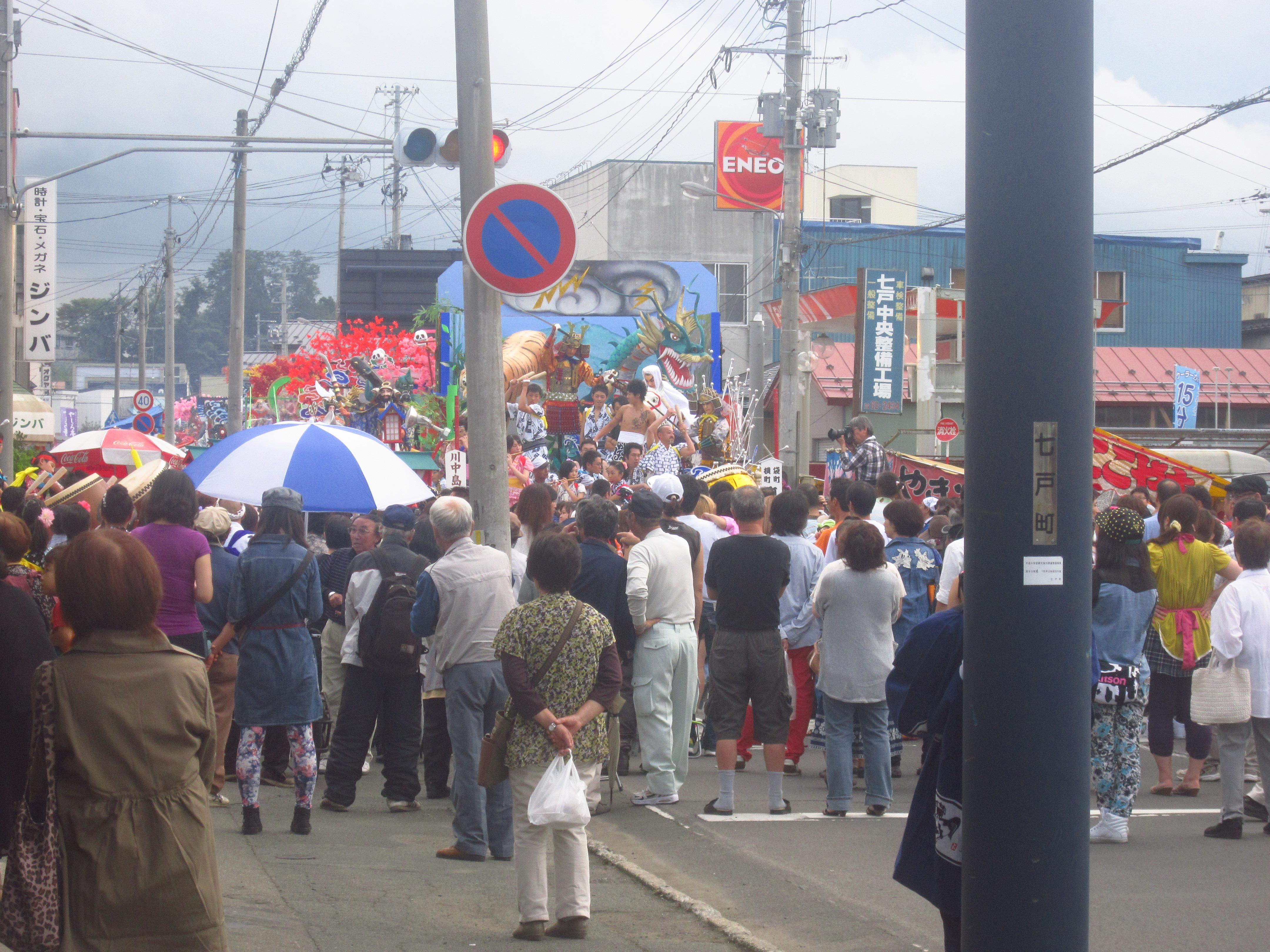 IMG 4273 - 麻布十番納涼祭り25,26日(七戸町出店)