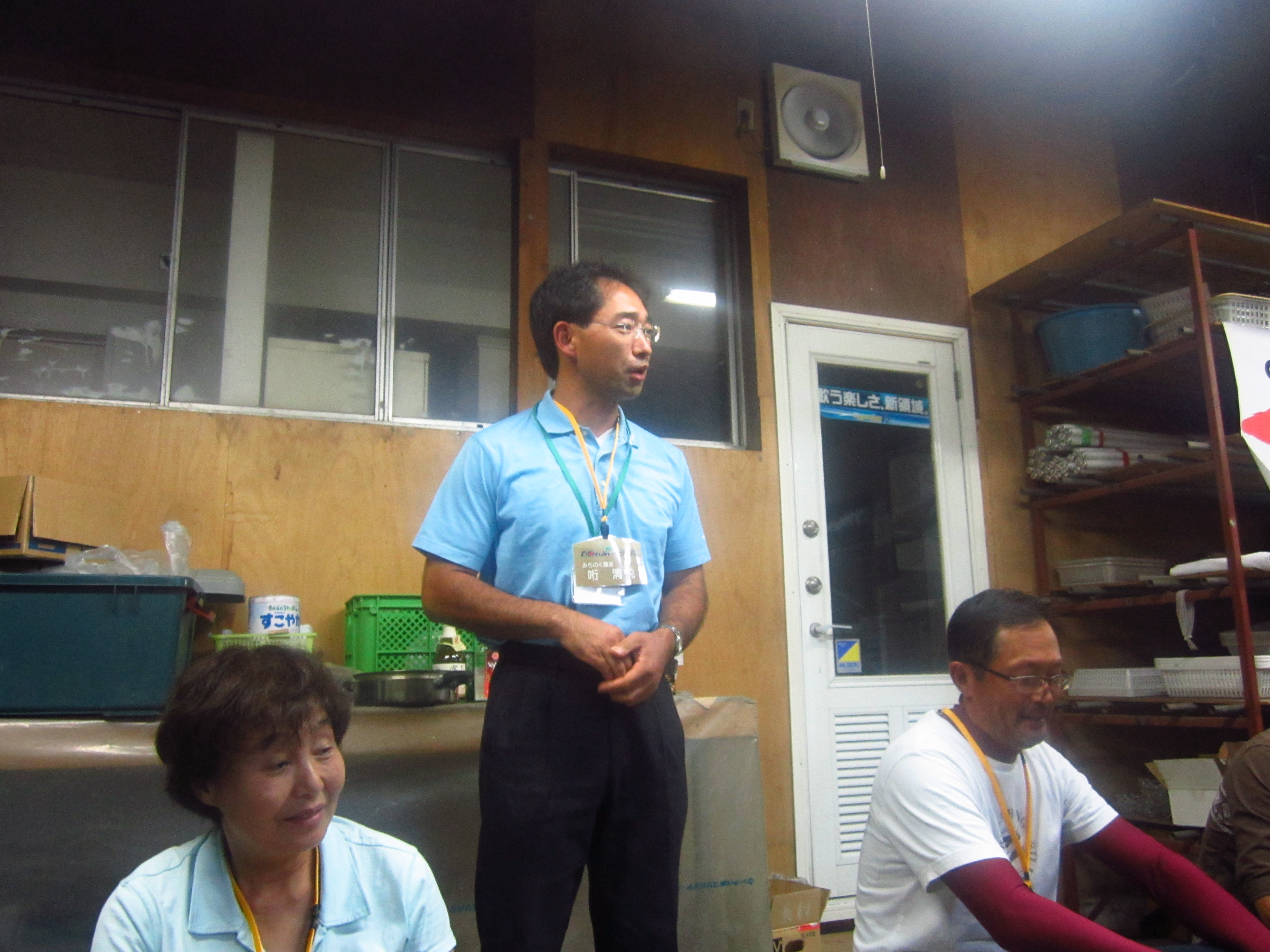 IMG 4294 - 麻布十番納涼祭り25,26日(七戸町出店)