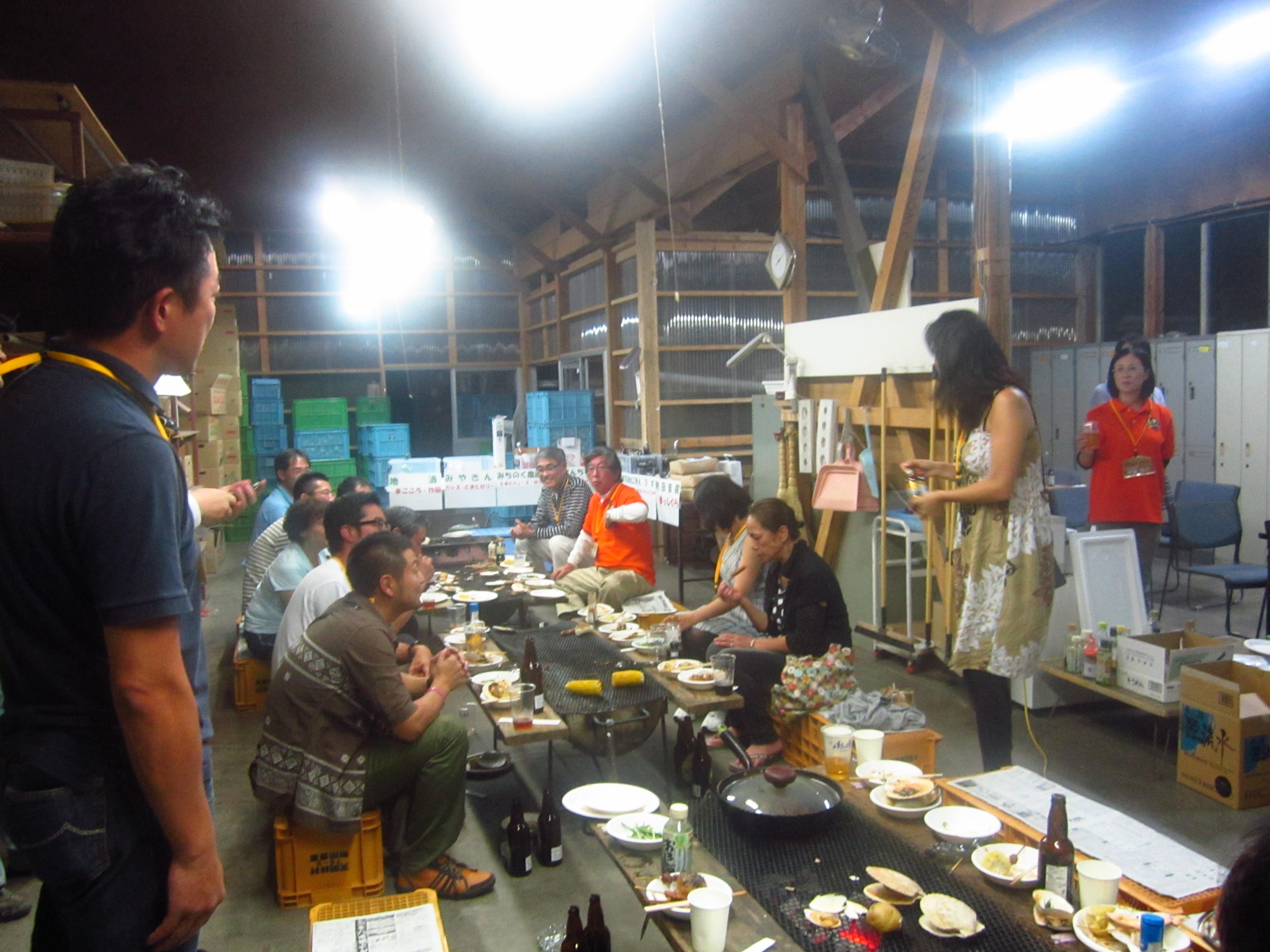 IMG 4306 - 麻布十番納涼祭り25,26日(七戸町出店)