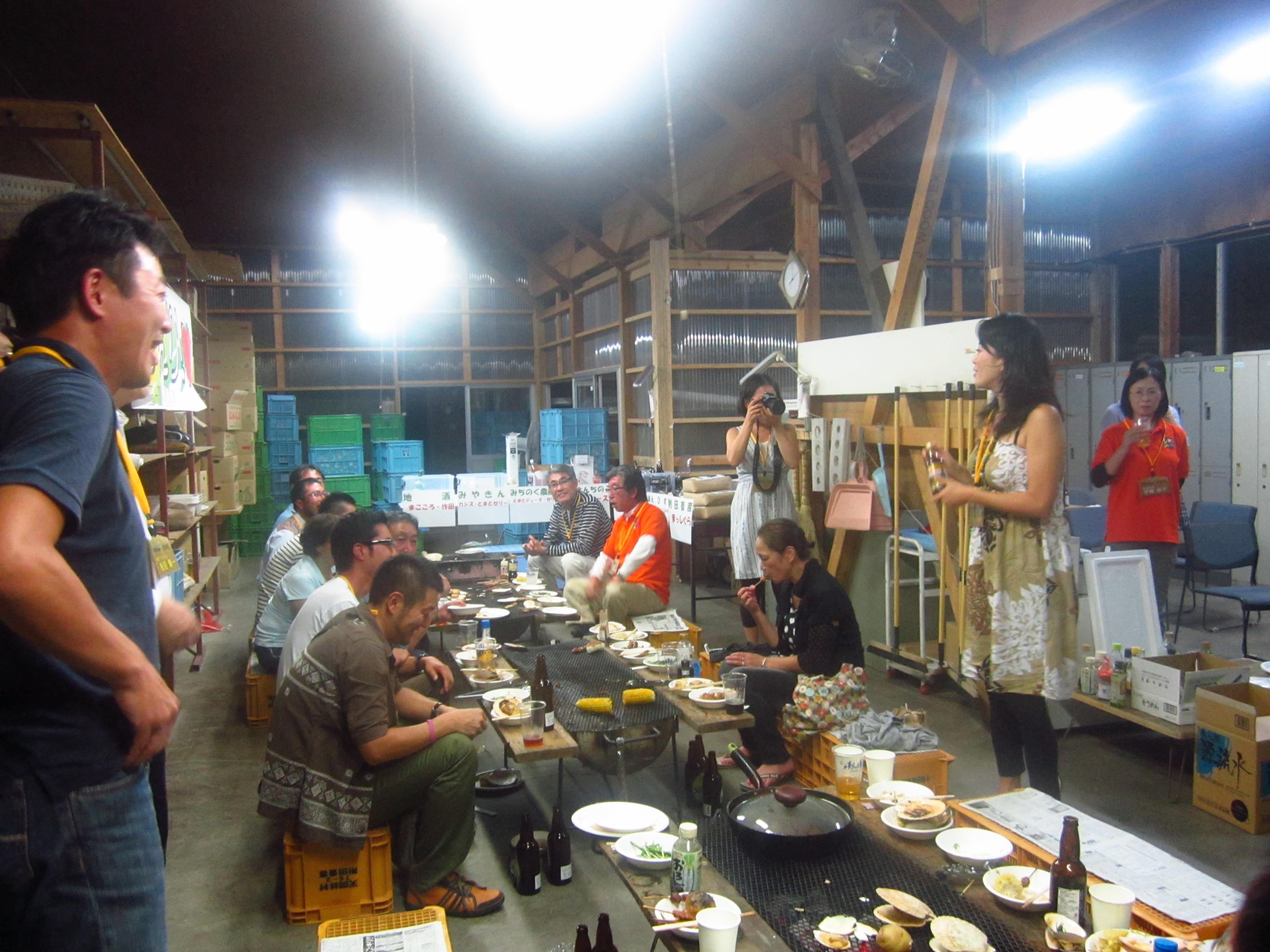 IMG 4307 - 麻布十番納涼祭り25,26日(七戸町出店)