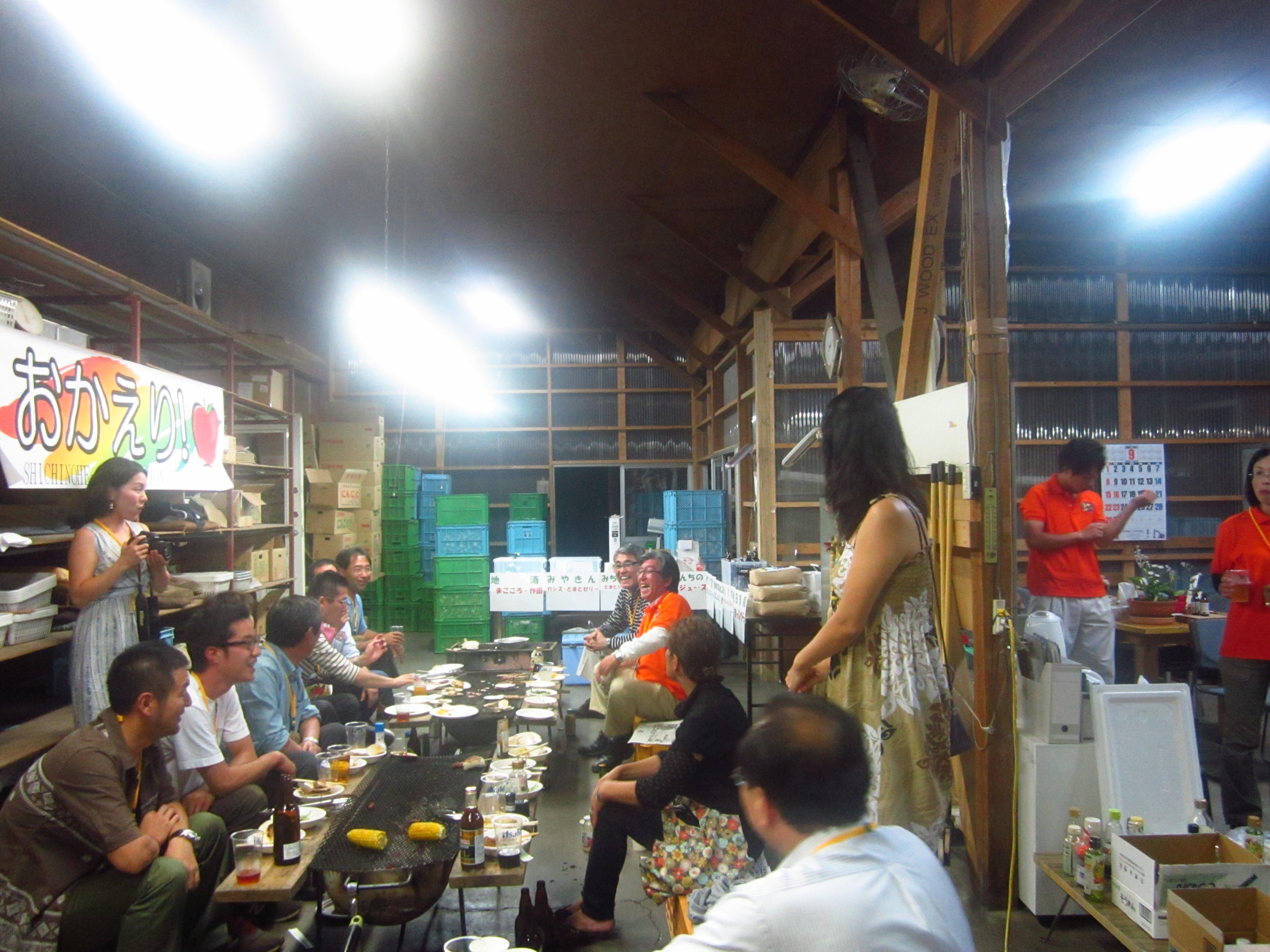 IMG 4311 - 麻布十番納涼祭り25,26日(七戸町出店)