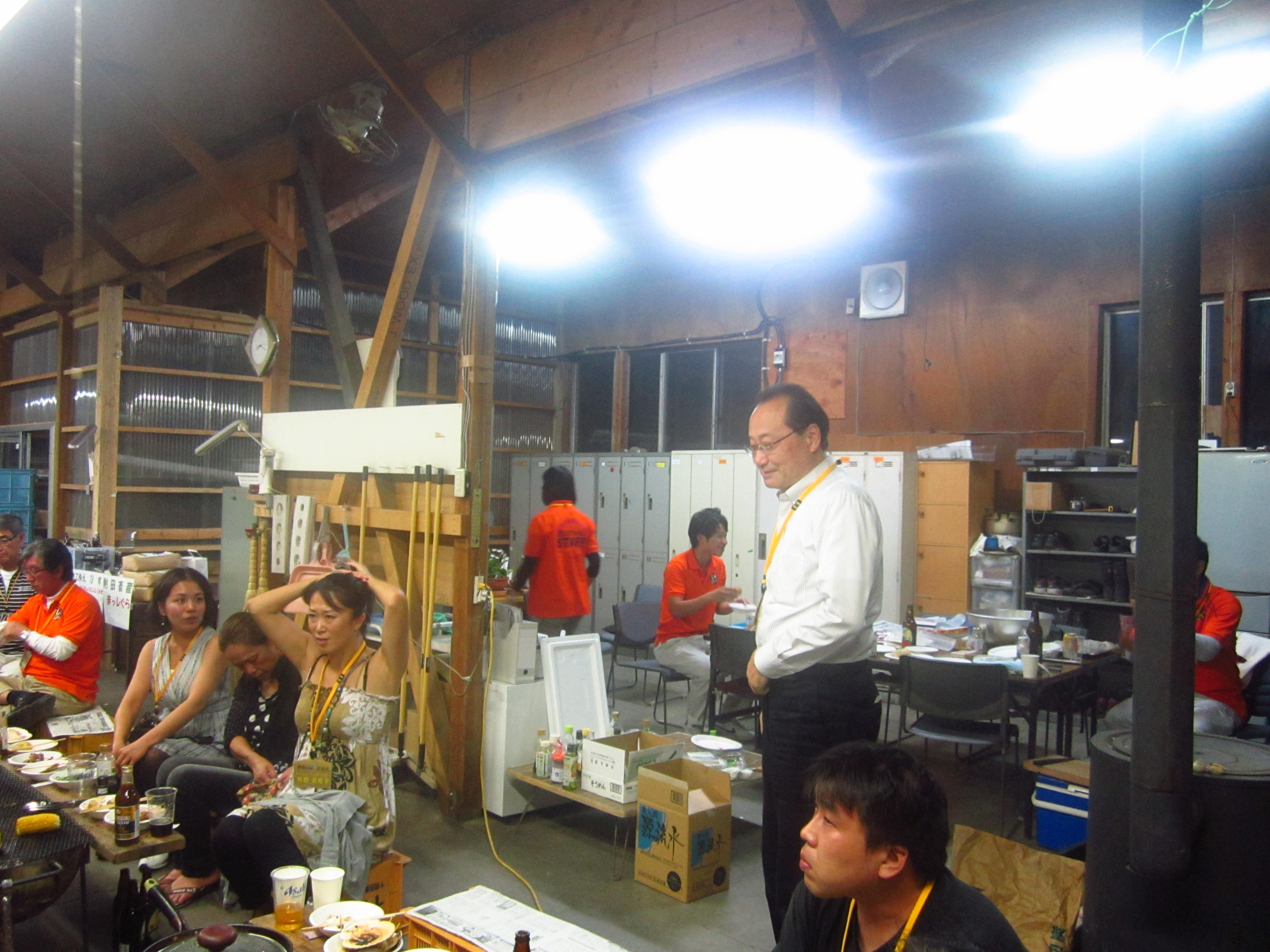 IMG 4329 - 麻布十番納涼祭り25,26日(七戸町出店)
