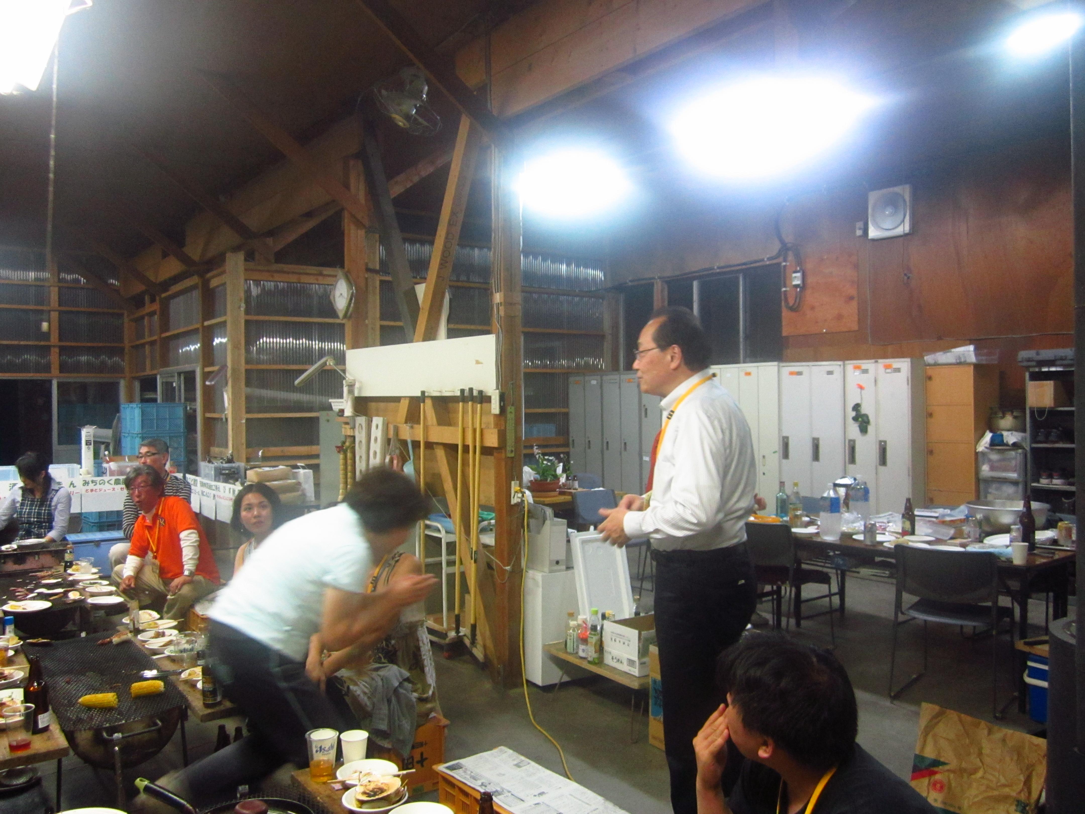 IMG 4336 - 麻布十番納涼祭り25,26日(七戸町出店)