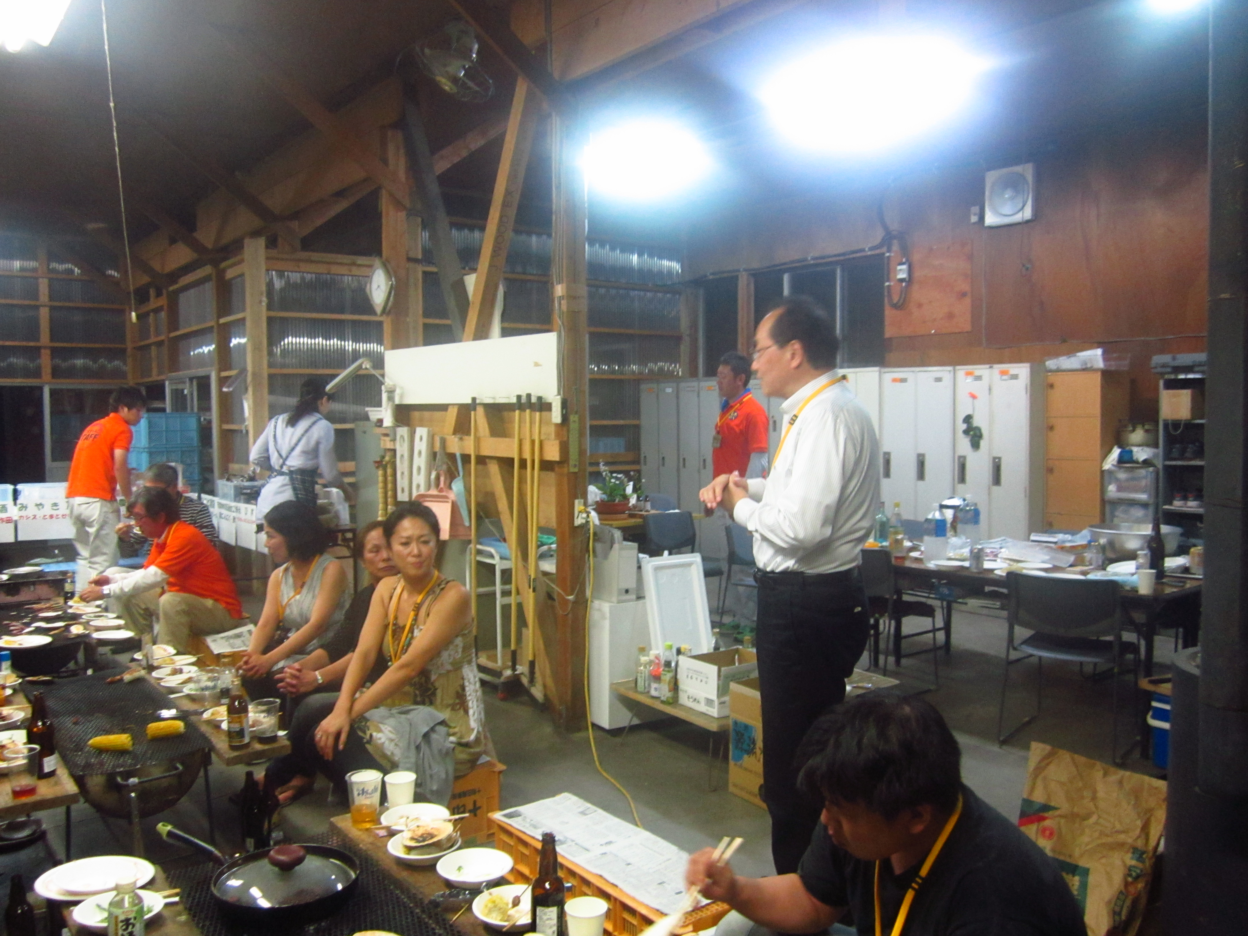 IMG 4340 - 麻布十番納涼祭り25,26日(七戸町出店)