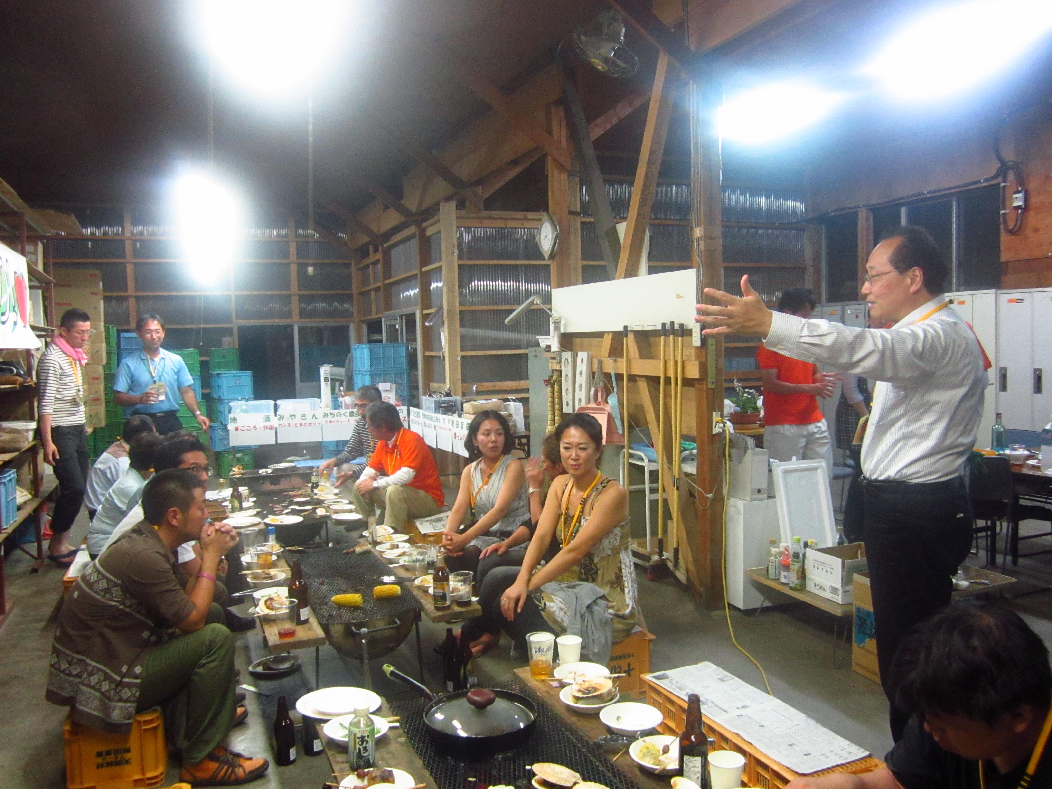 IMG 4341 - 麻布十番納涼祭り25,26日(七戸町出店)