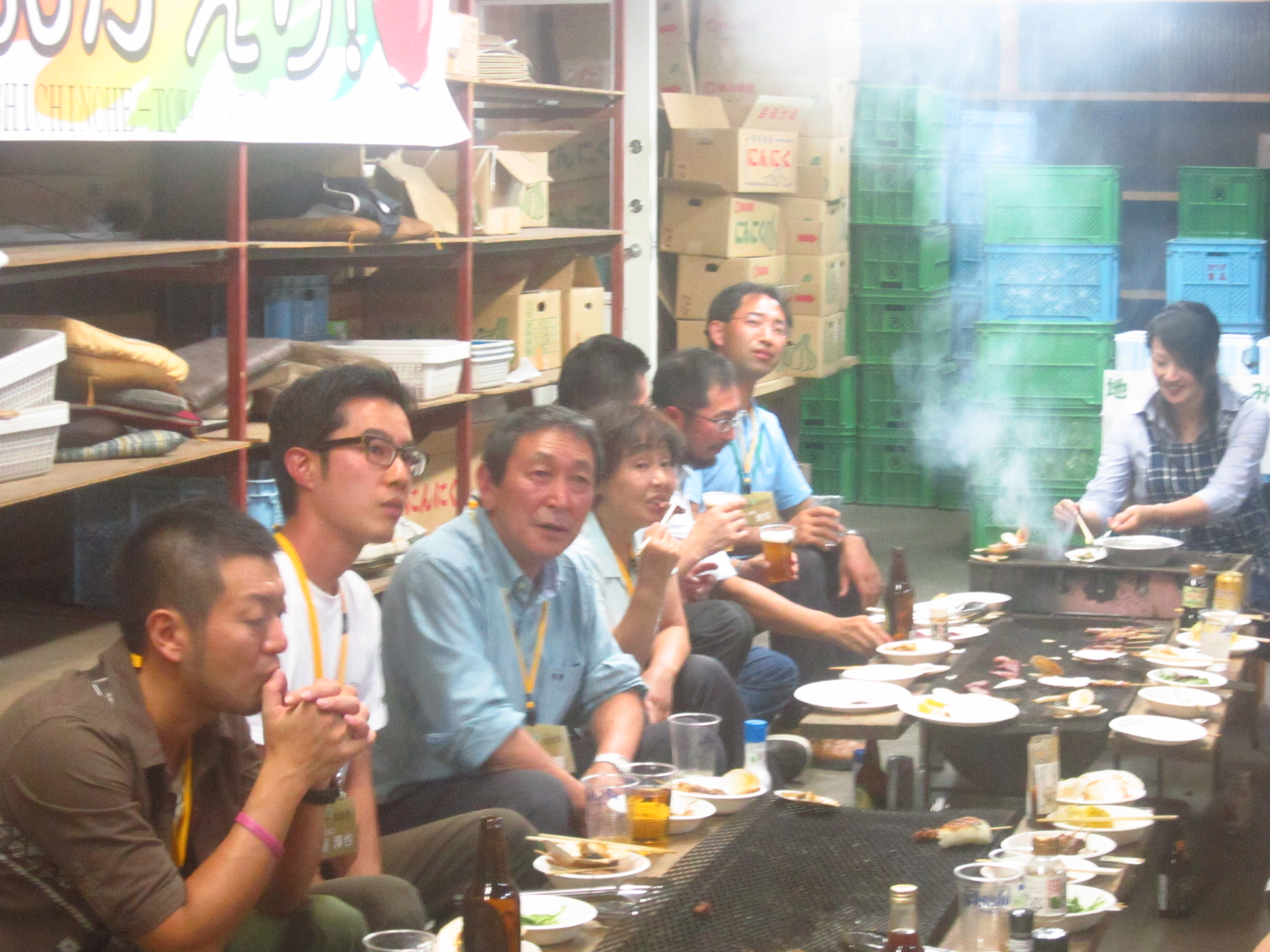 IMG 4343 - 麻布十番納涼祭り25,26日(七戸町出店)