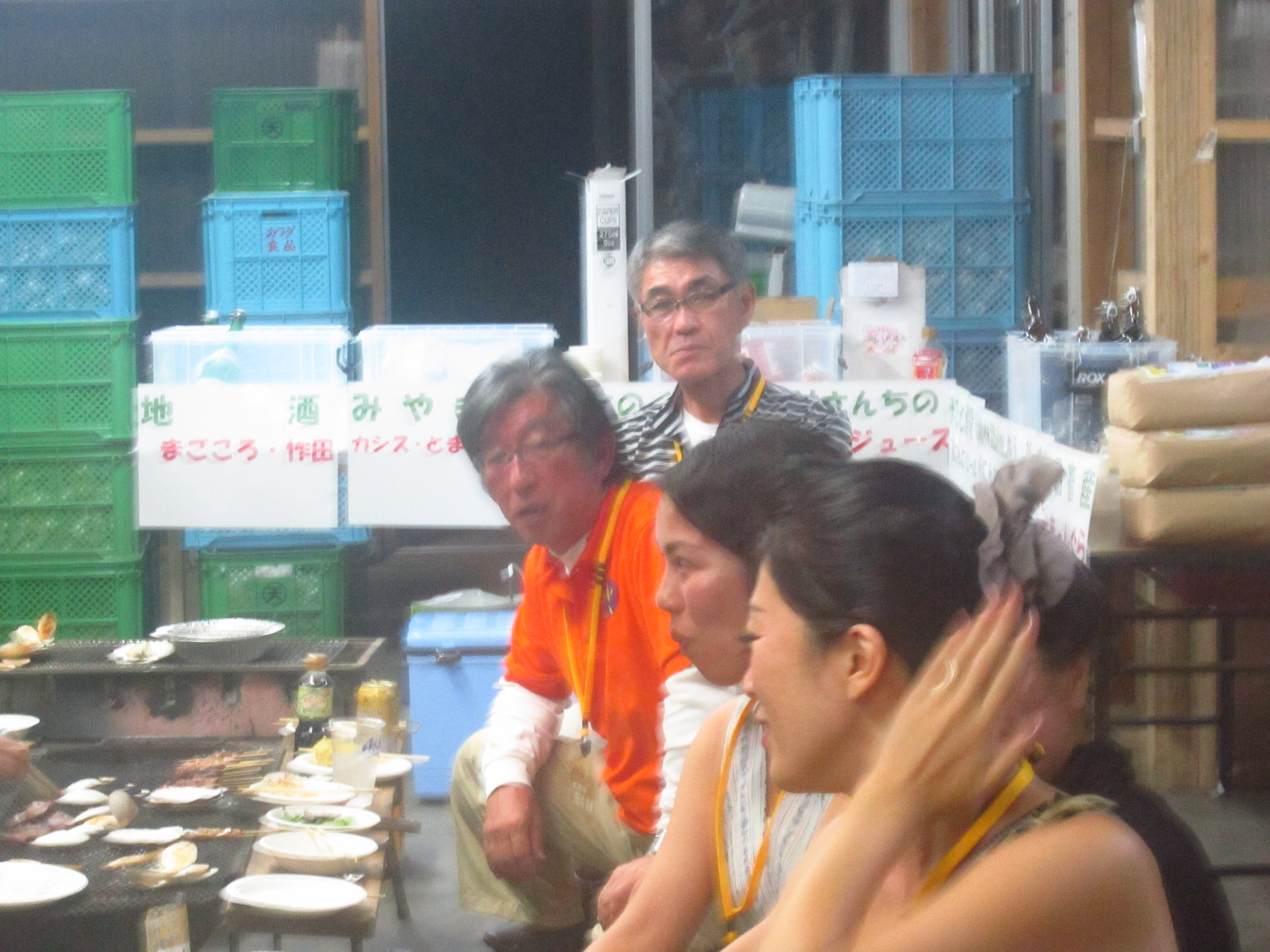 IMG 4352 - 麻布十番納涼祭り25,26日(七戸町出店)