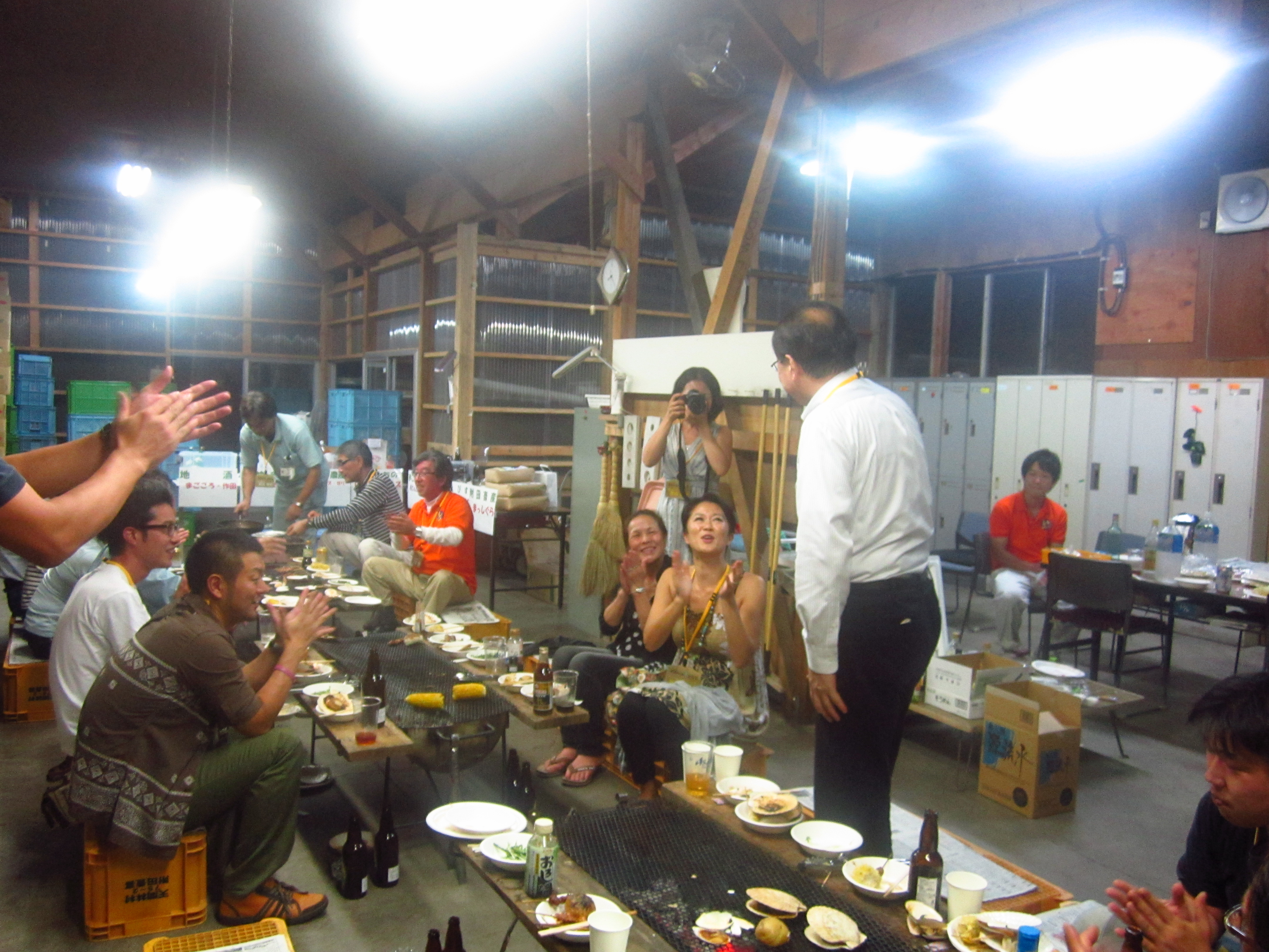 IMG 4354 - 麻布十番納涼祭り25,26日(七戸町出店)