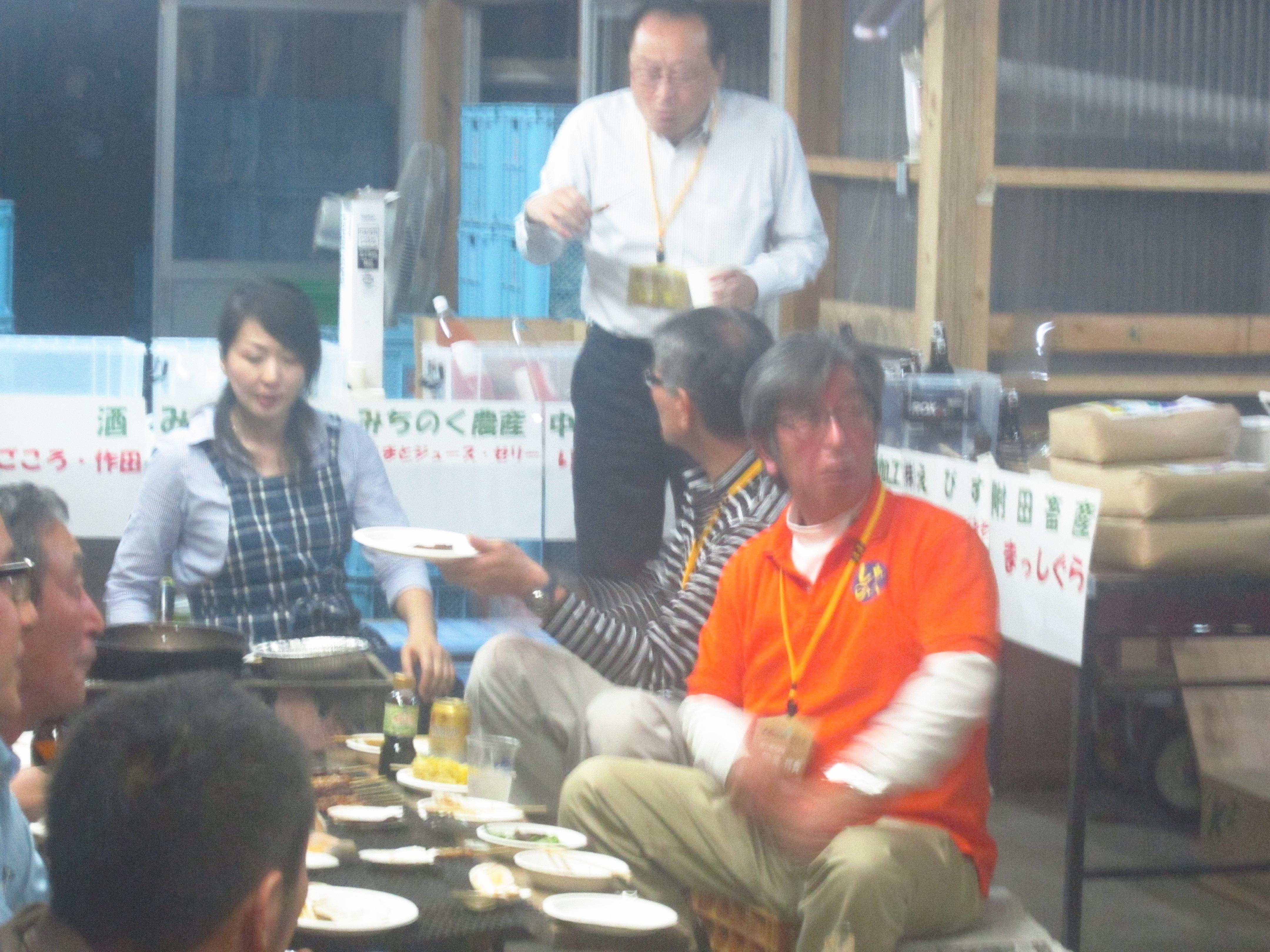 IMG 4364 - 麻布十番納涼祭り25,26日(七戸町出店)