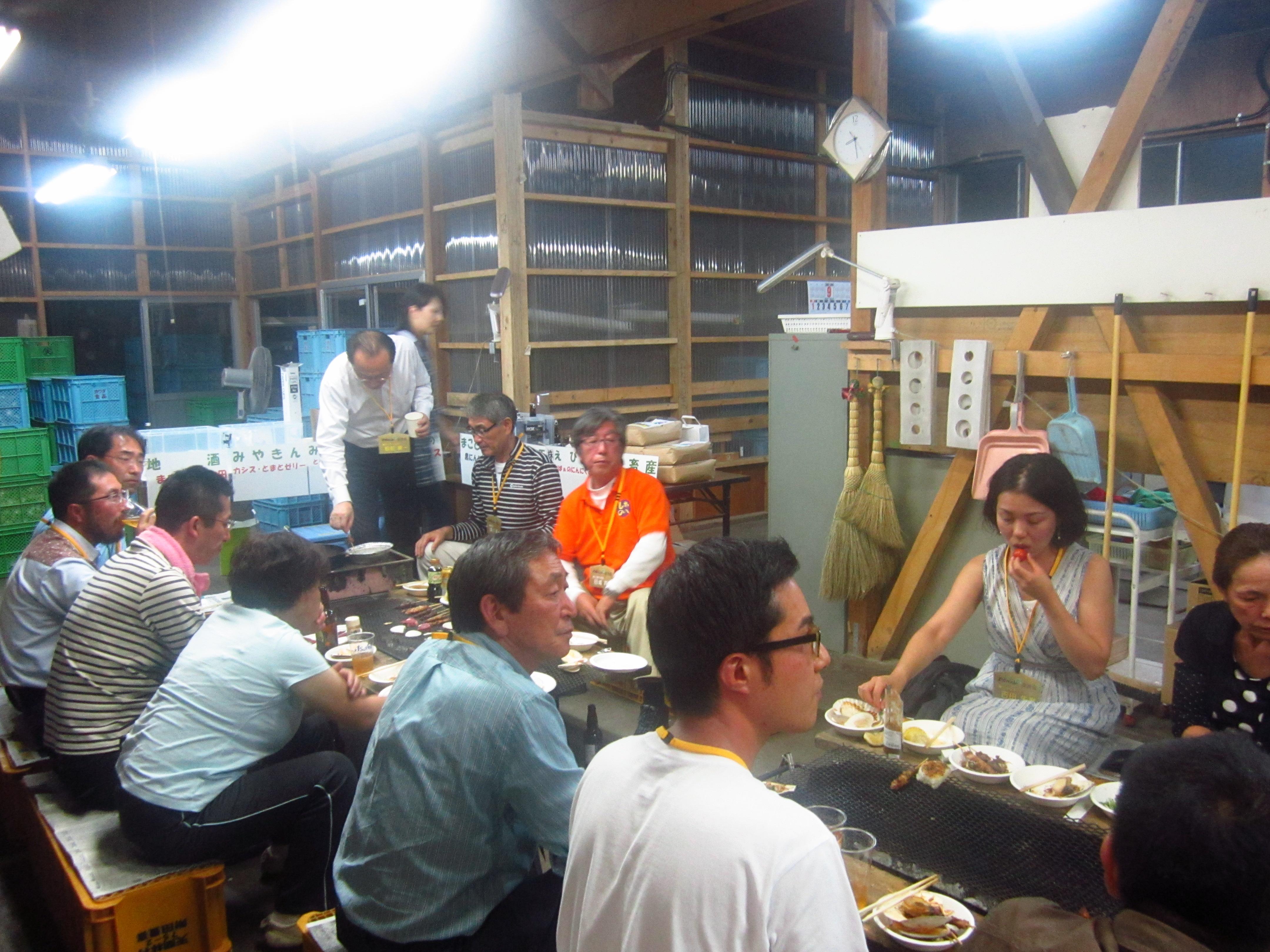 IMG 4370 - 麻布十番納涼祭り25,26日(七戸町出店)