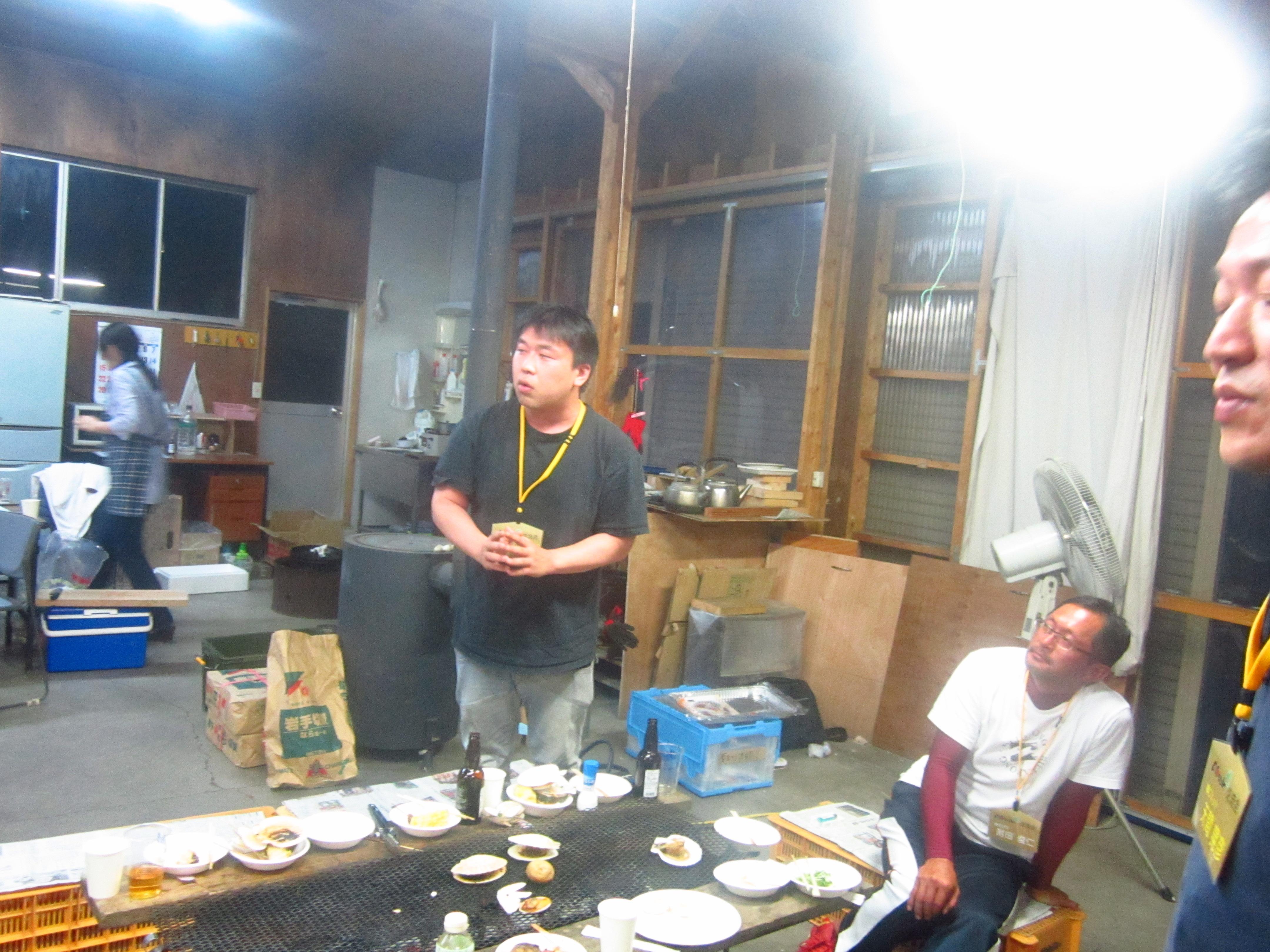 IMG 4371 - 麻布十番納涼祭り25,26日(七戸町出店)