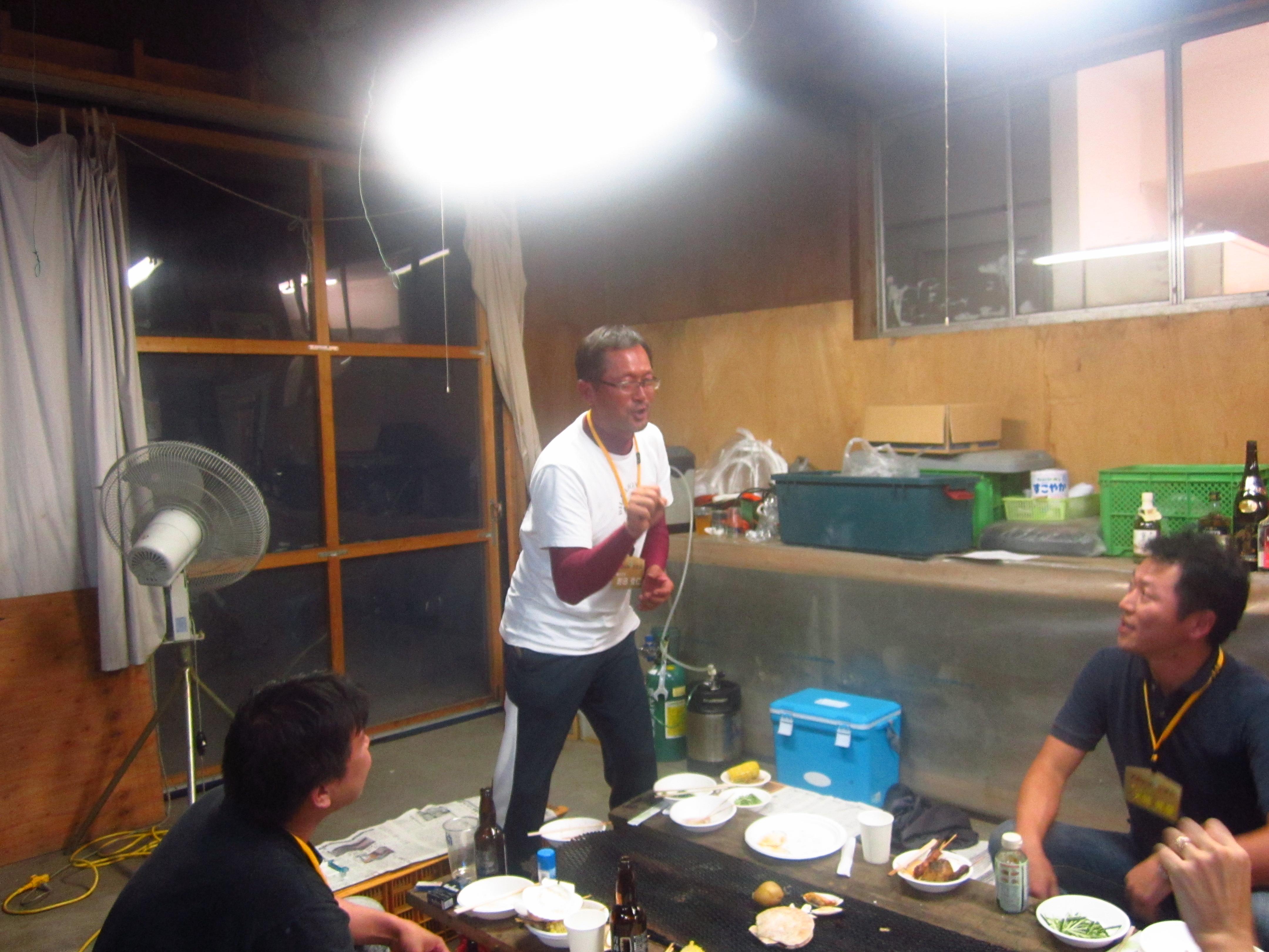 IMG 4379 - 麻布十番納涼祭り25,26日(七戸町出店)