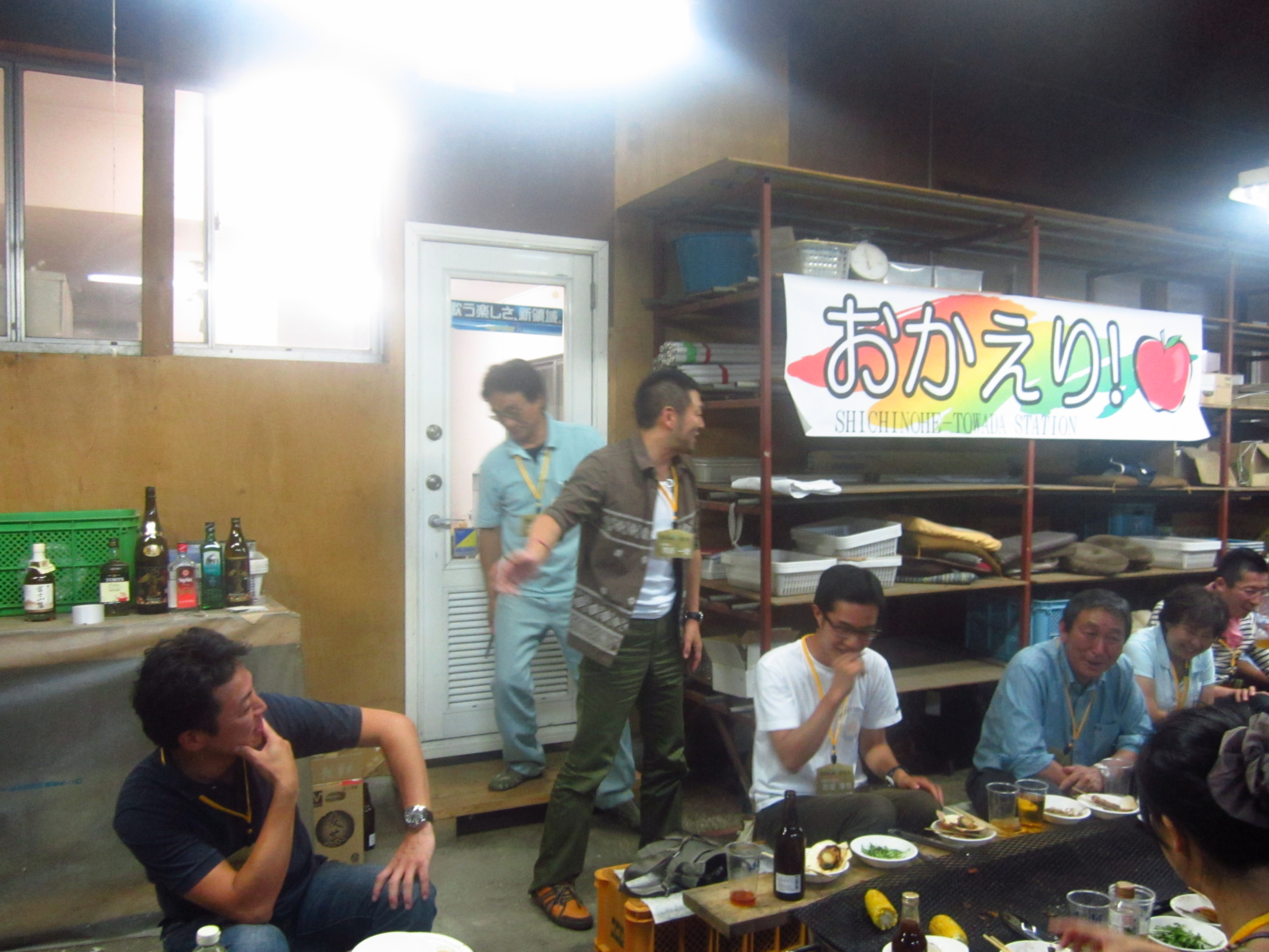 IMG 4383 - 麻布十番納涼祭り25,26日(七戸町出店)