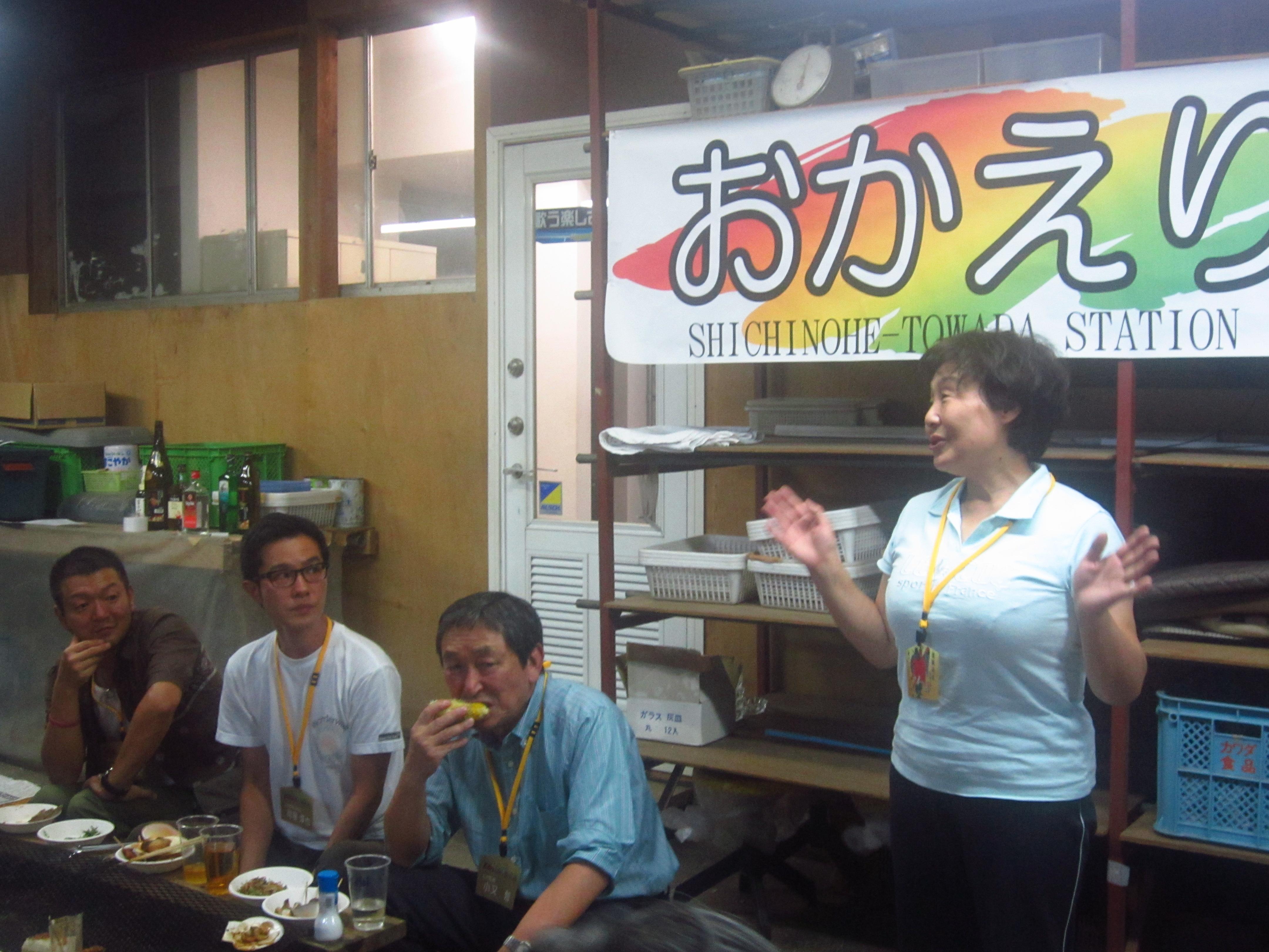 IMG 4411 - 麻布十番納涼祭り25,26日(七戸町出店)
