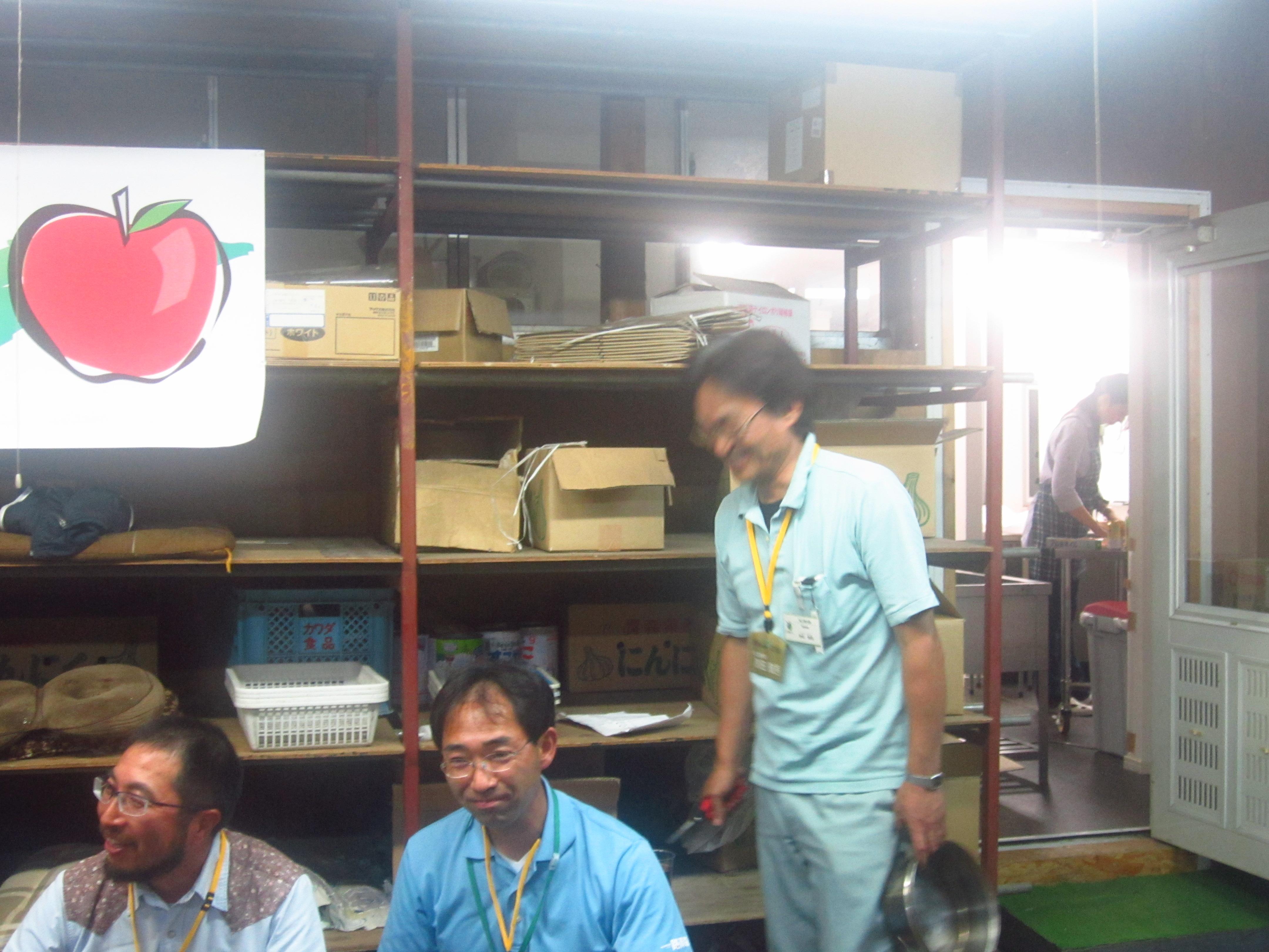 IMG 4412 - 麻布十番納涼祭り25,26日(七戸町出店)