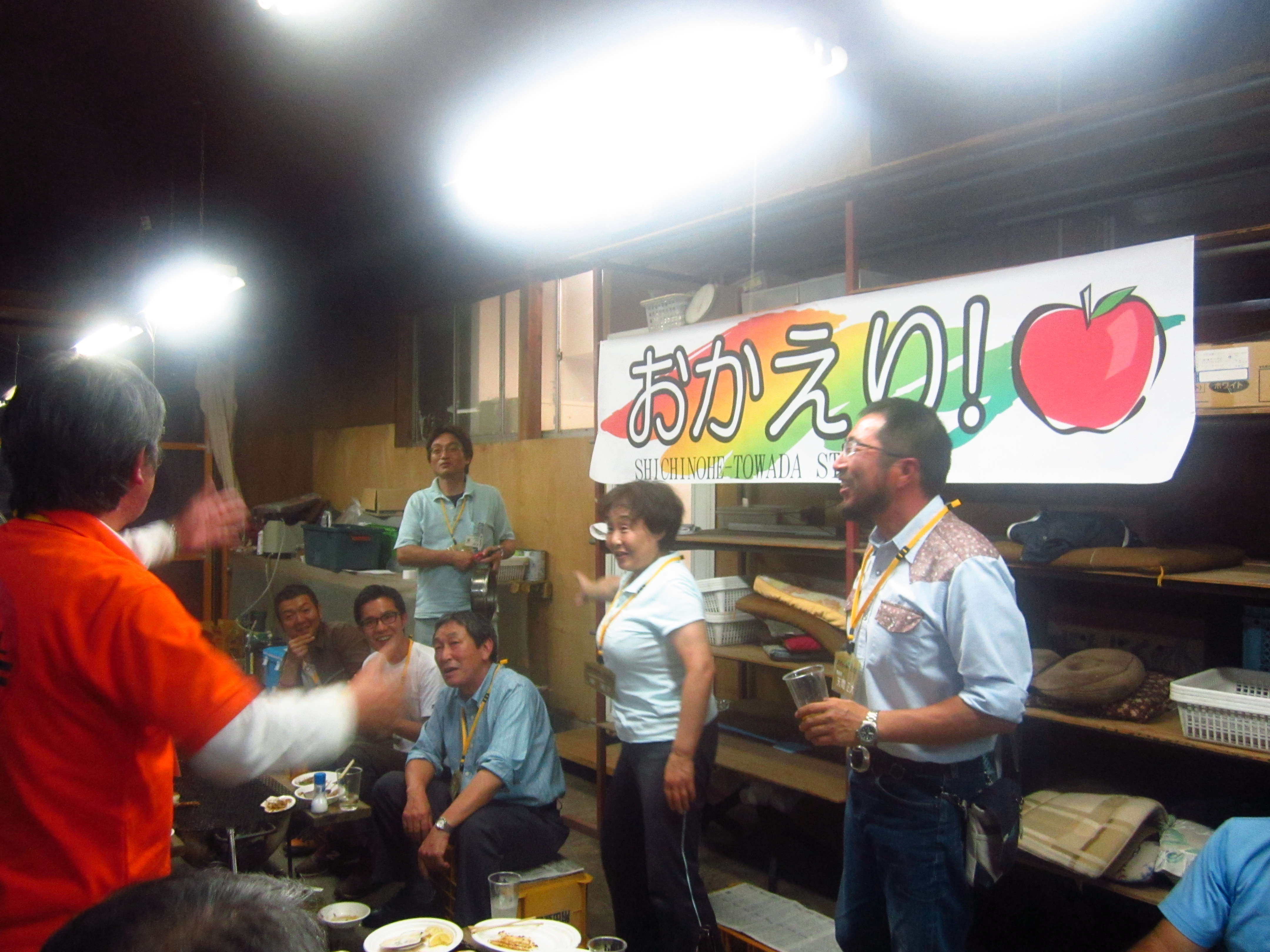 IMG 4420 - 麻布十番納涼祭り25,26日(七戸町出店)