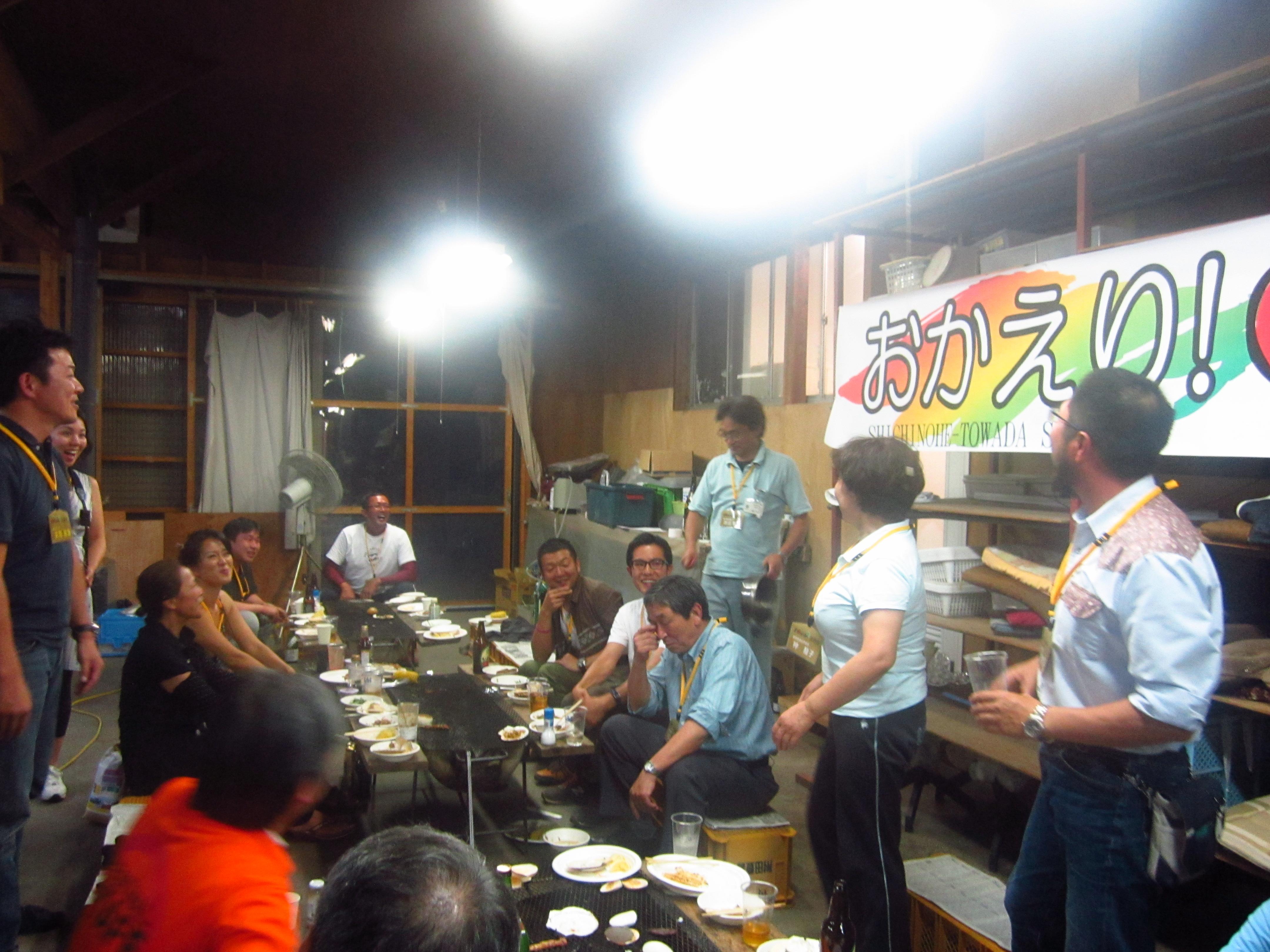 IMG 4421 - 麻布十番納涼祭り25,26日(七戸町出店)