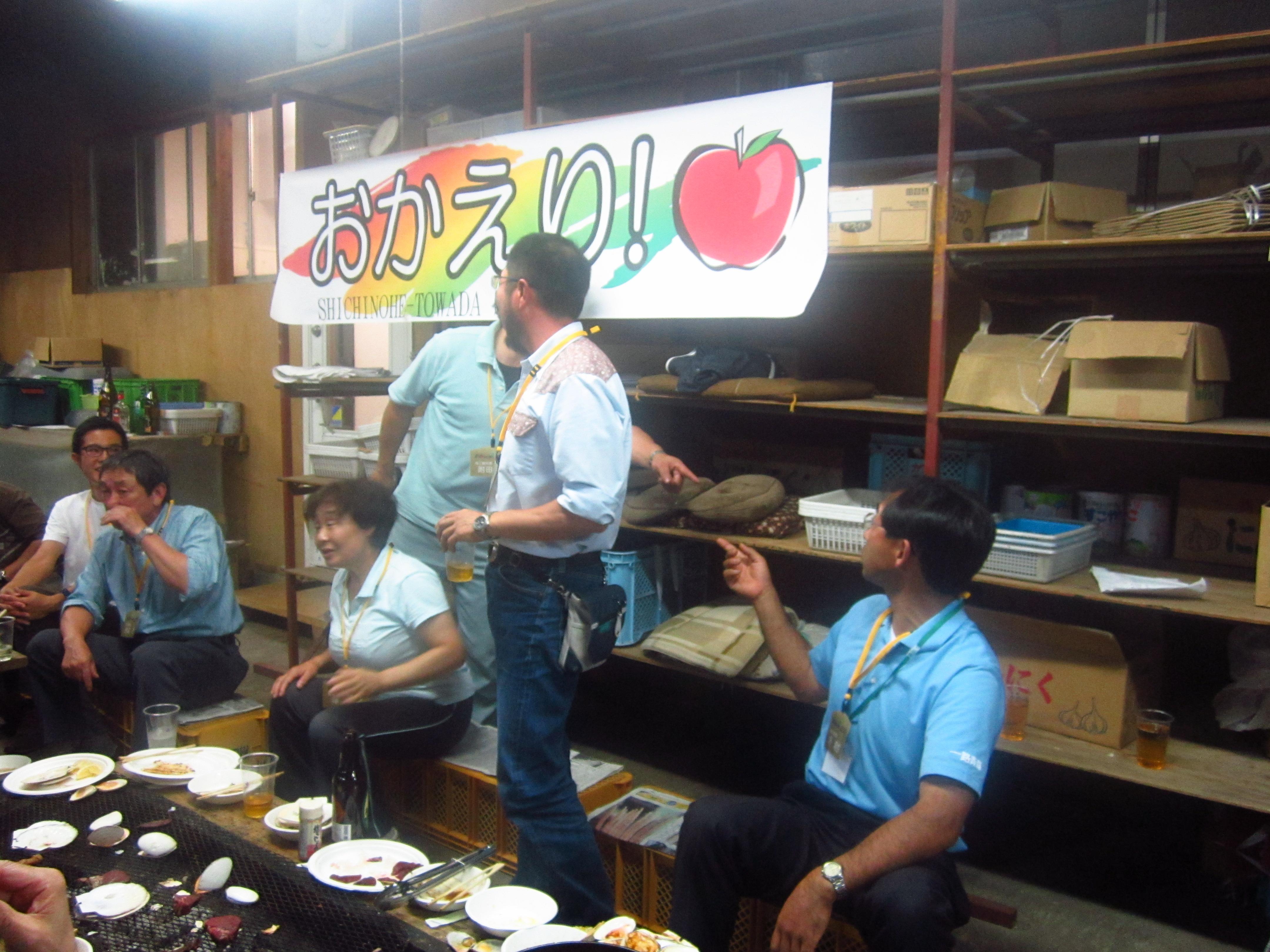 IMG 4422 - 麻布十番納涼祭り25,26日(七戸町出店)