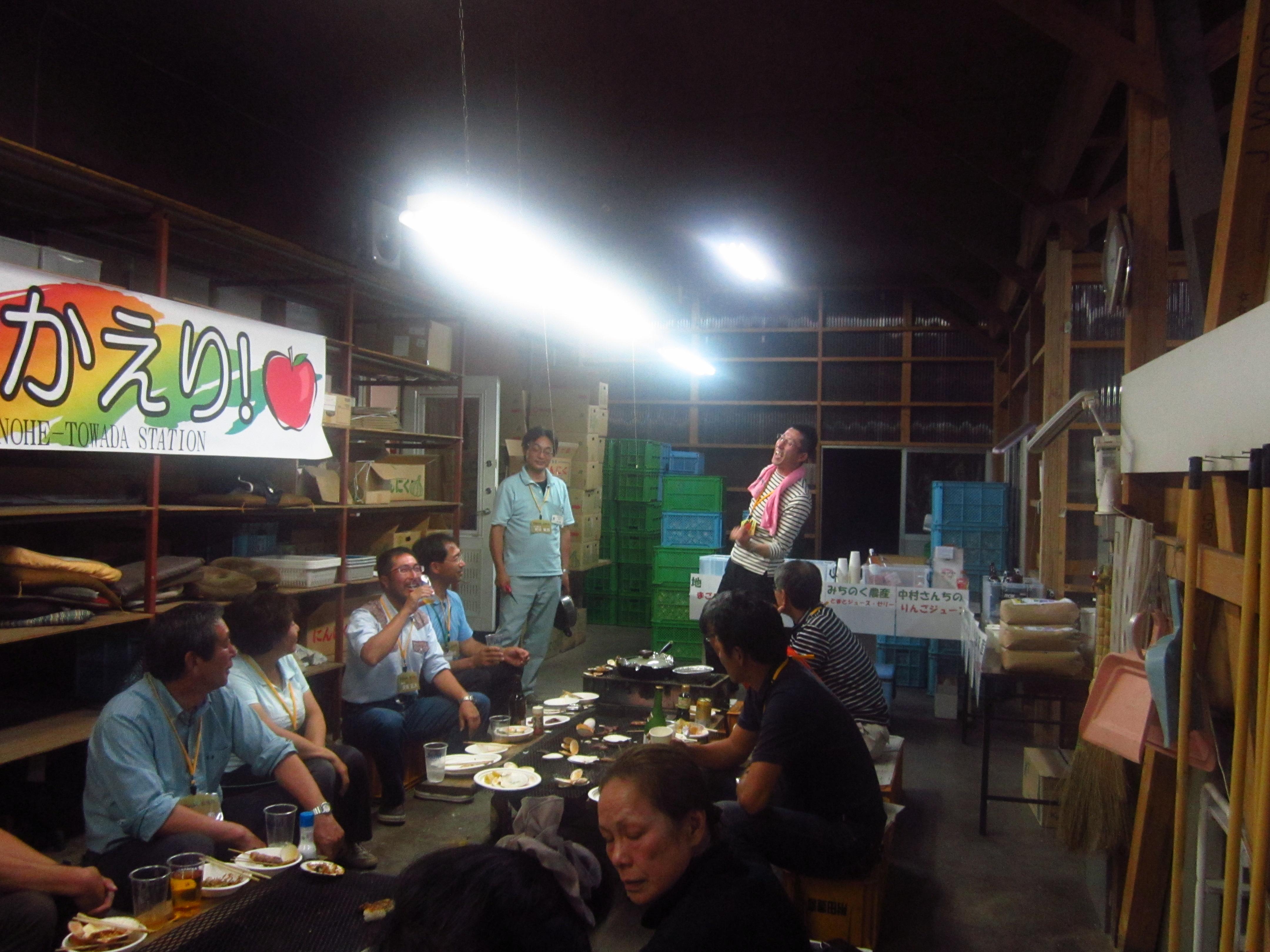 IMG 4441 - 麻布十番納涼祭り25,26日(七戸町出店)