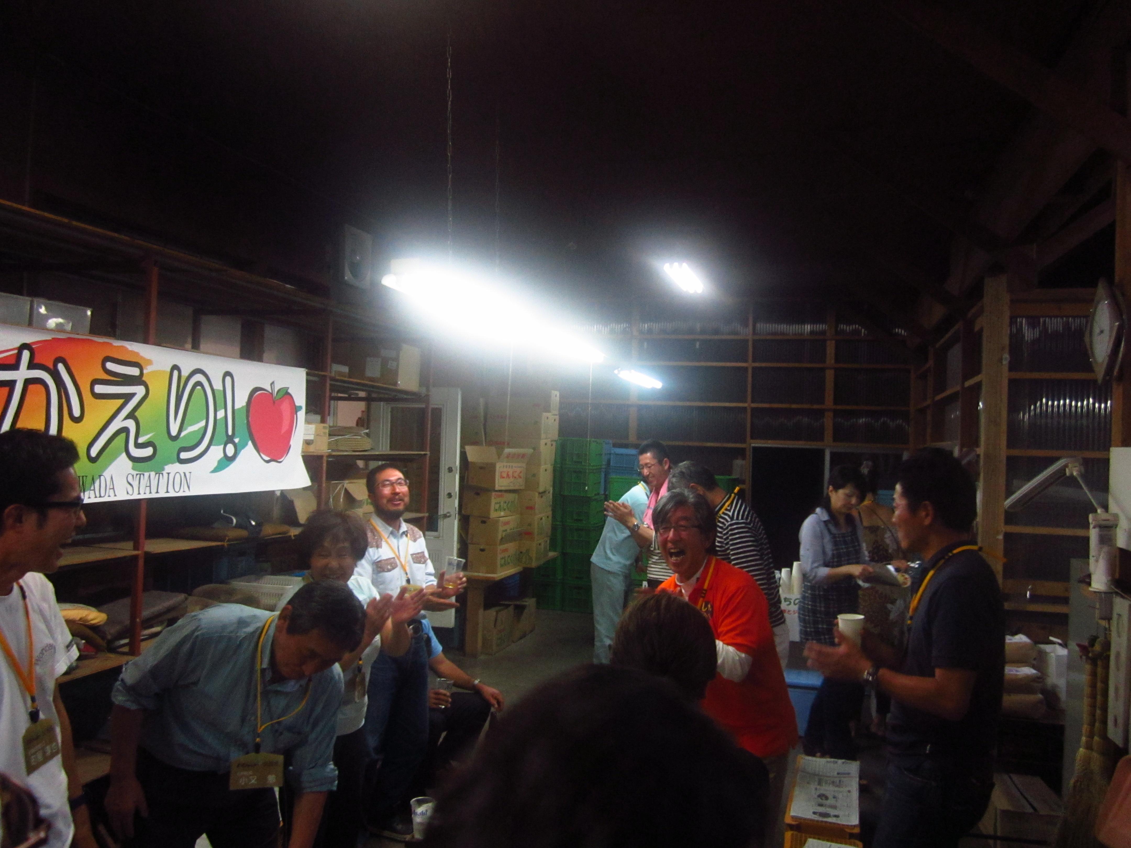 IMG 4445 - 麻布十番納涼祭り25,26日(七戸町出店)