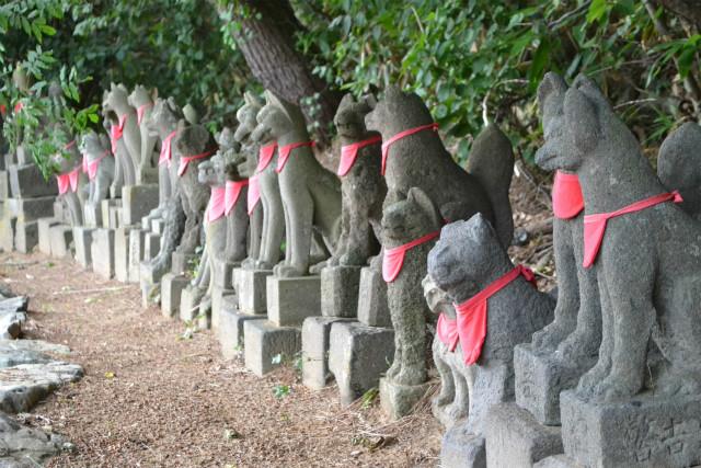 17 - 外国人観光客に人気の高山稲荷神社