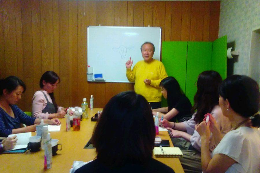 20181003190522 1 900x600 - 2018年10月3日 愛の子育て塾第13期第2講座開催しました。