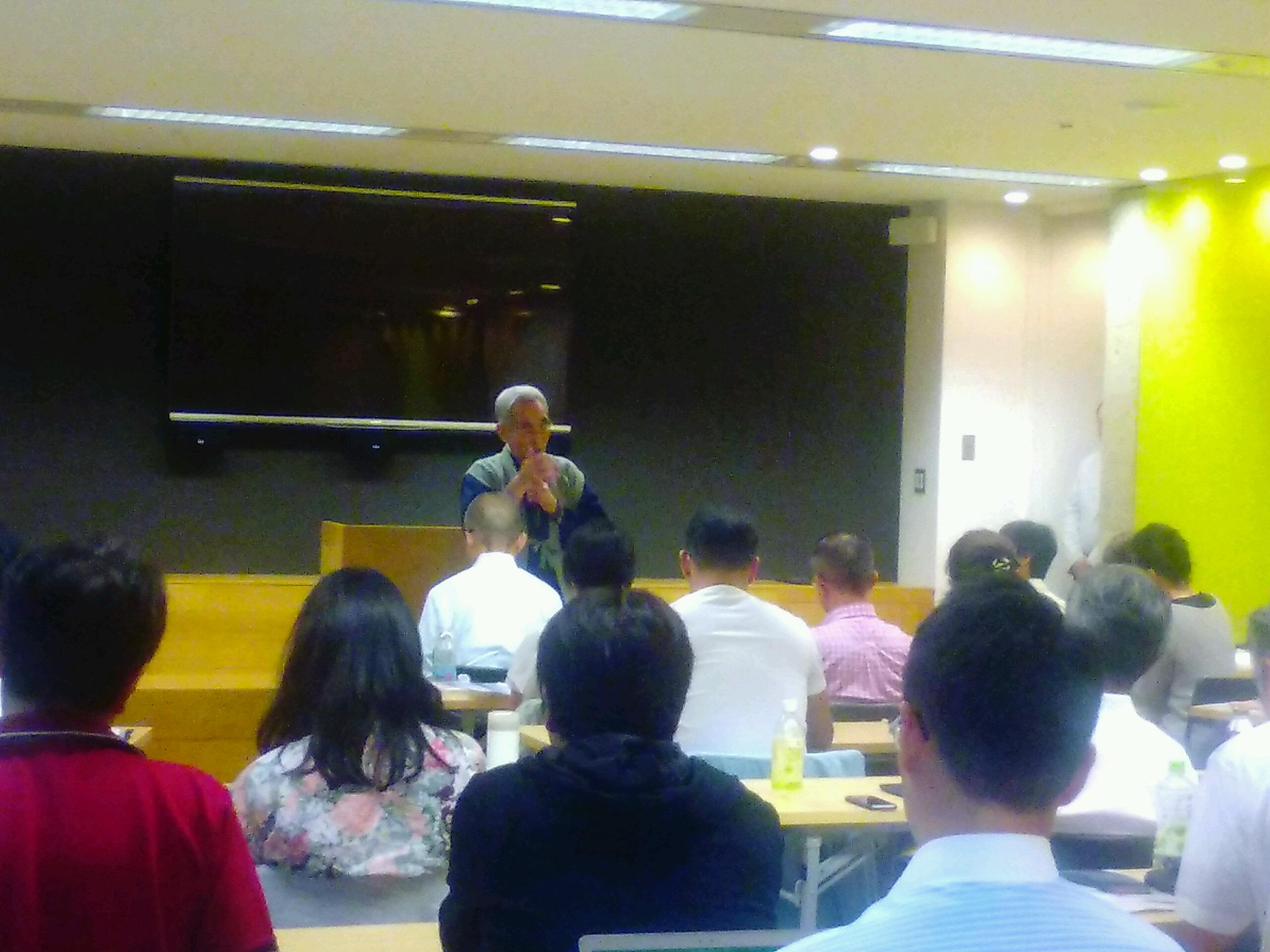 20181006165309 - 2018年10月6日(土)第5回東京思風塾開催しました。