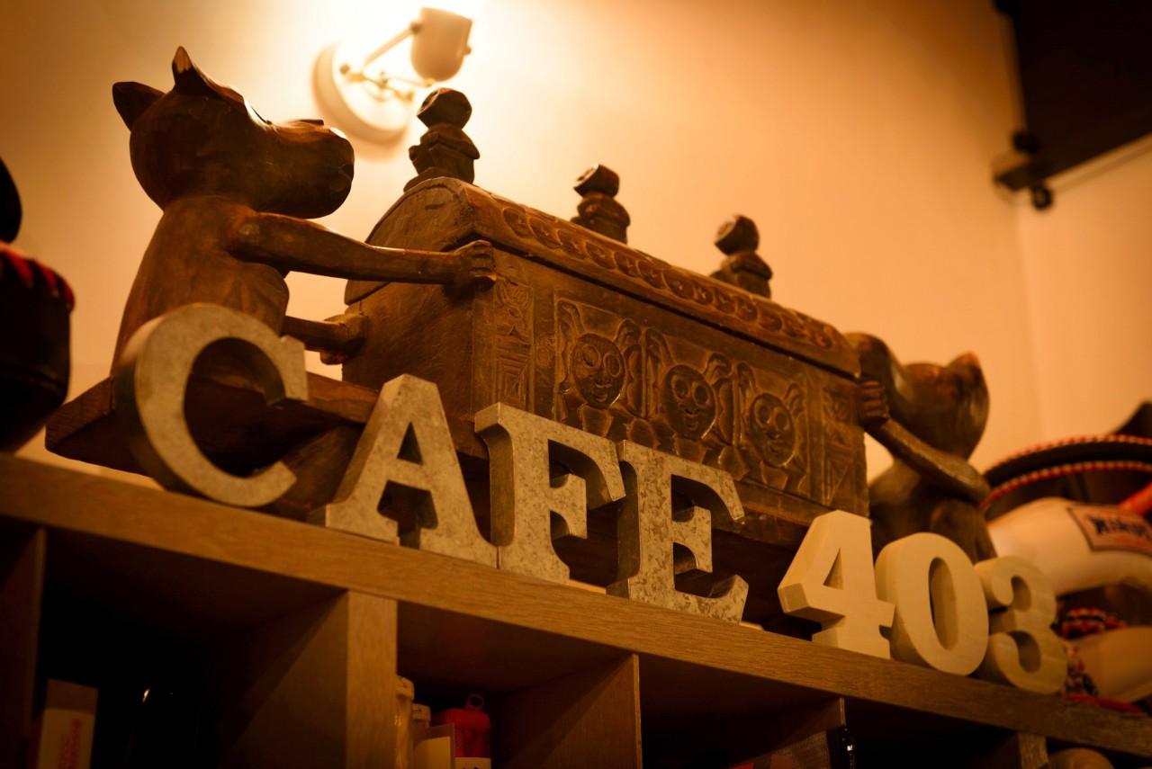 CAFE403 - cafe403
