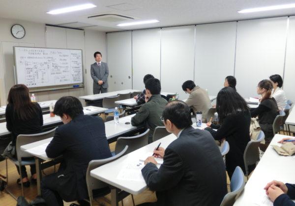 CIMG0548 600x420 - 第81回「いい会社」の法則実行委員会 関西勉強会