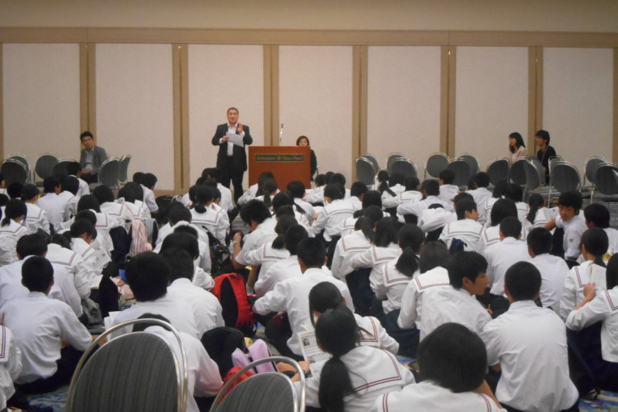 DSCN1403 1920x1440 900x600 - アオスキ主催東北中学校(修学旅行)に夢を与える時間