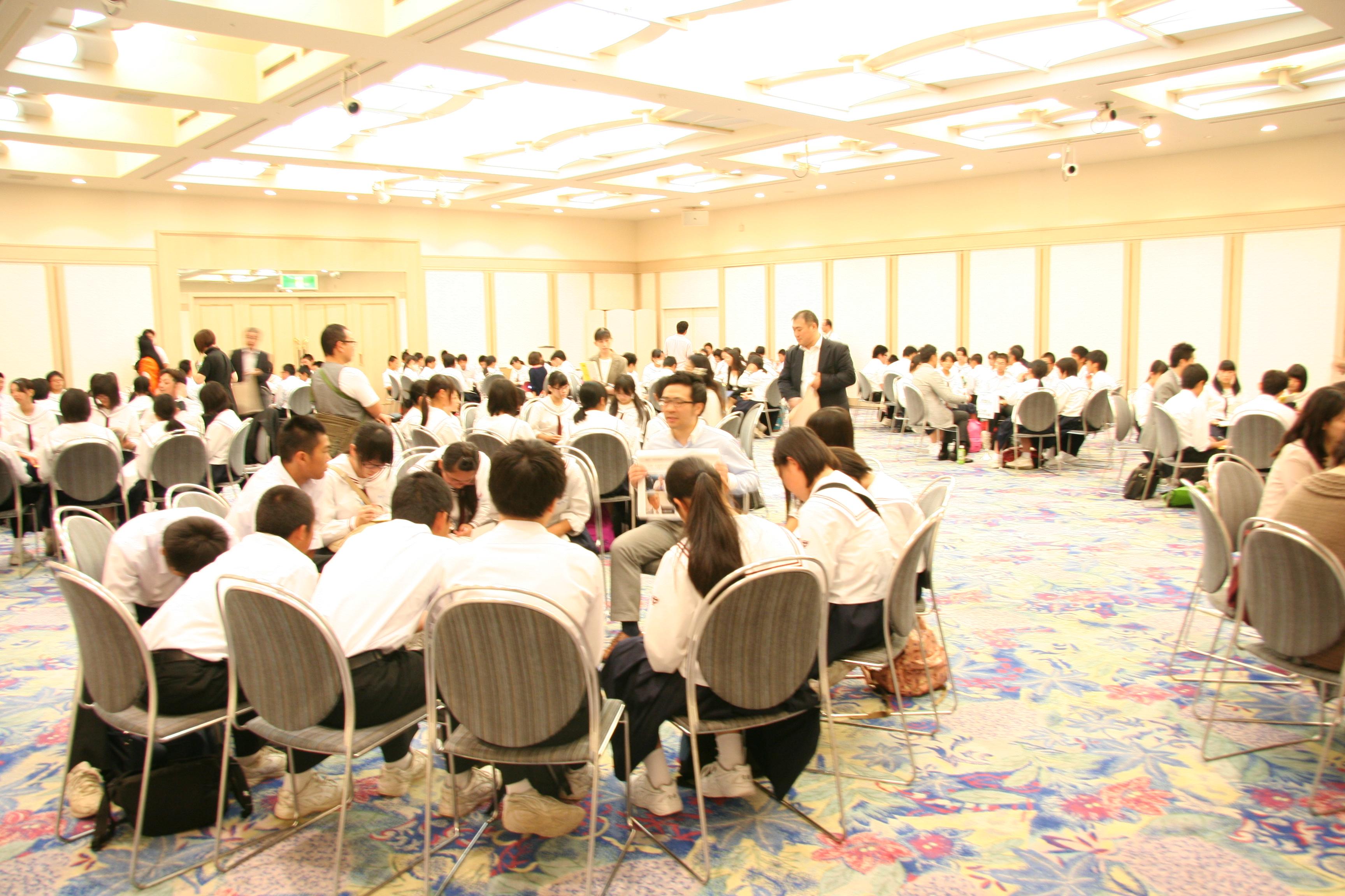 IMG 7527 - アオスキ主催東北中学校(修学旅行)に夢を与える時間