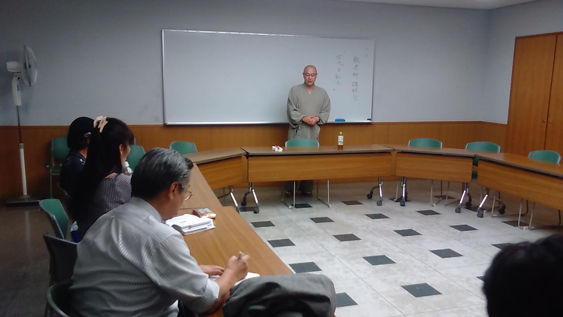 KIMG0833 1 - 釈正輪老師講和会